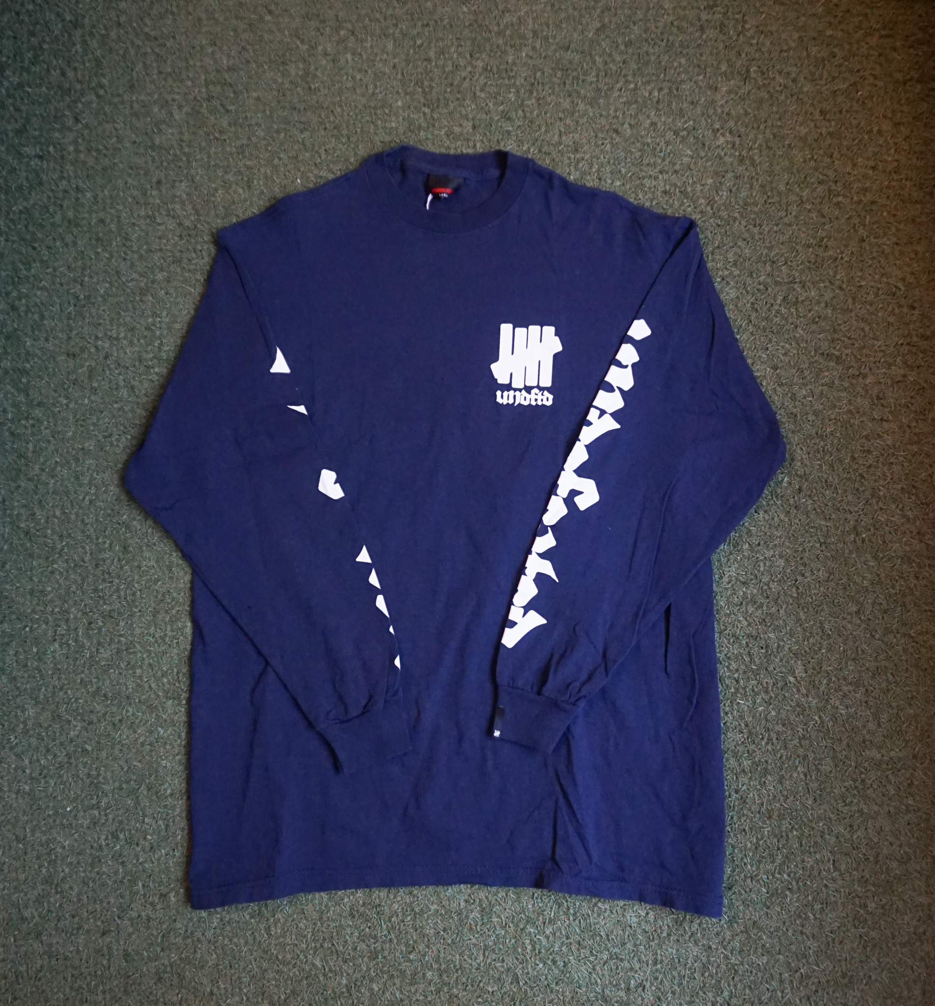 Undefeated UNDFTD Longsleeve T-Shirt