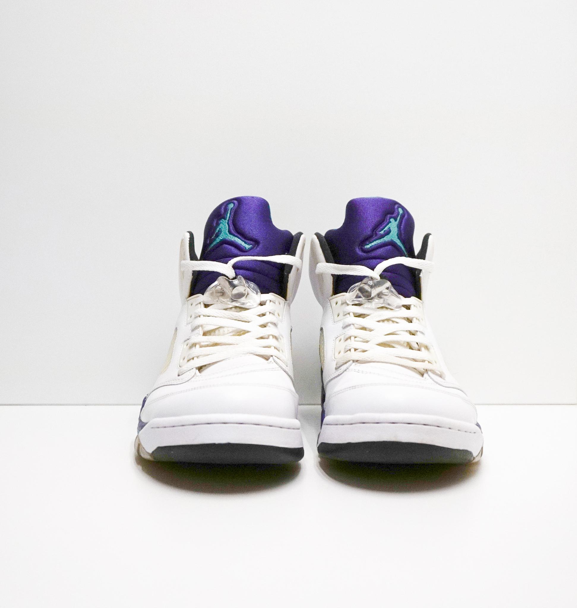Jordan 5 Retro Grape (2013)