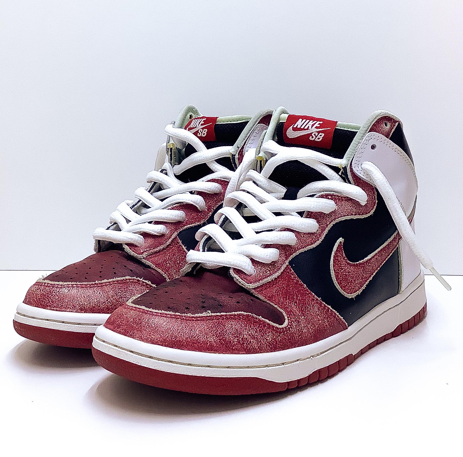Nike Dunk SB High Jason Voorhees