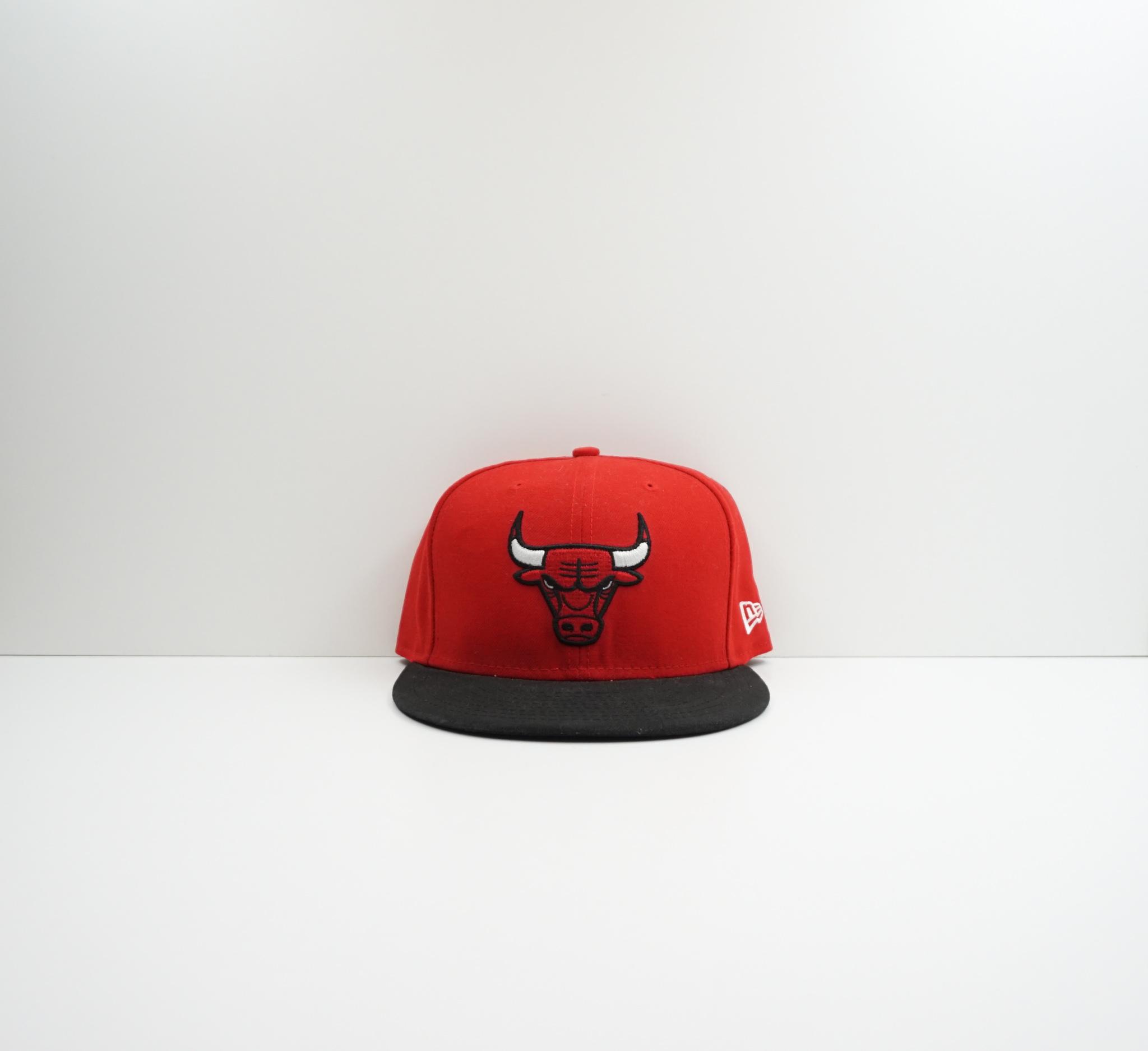 New Era Chicago Bulls Cap