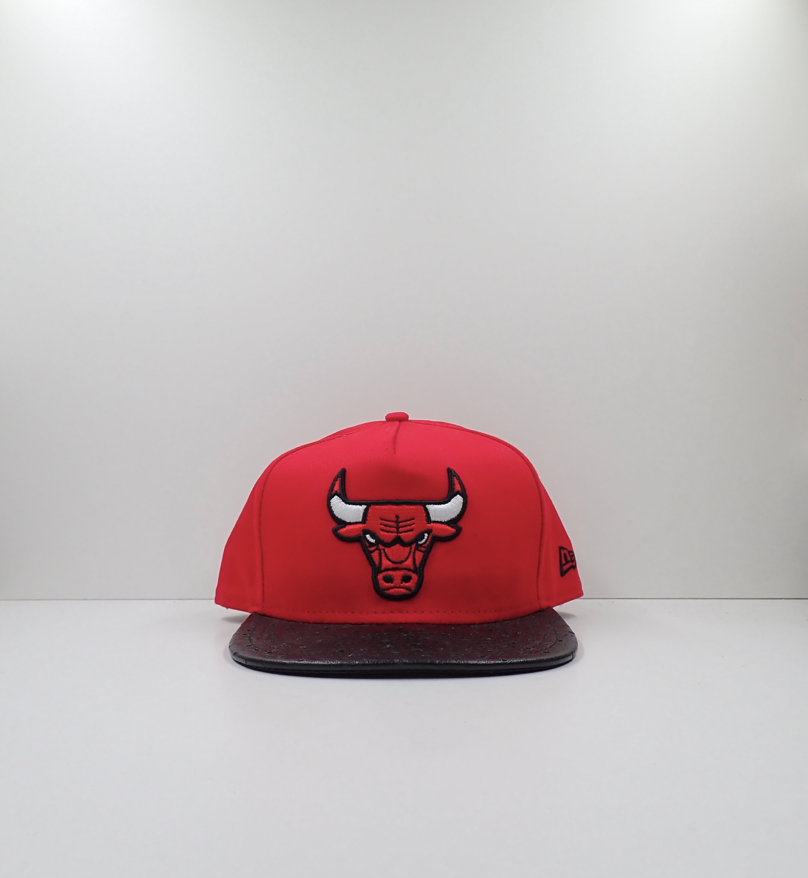 New Era Chicago Bulls Red Snapback Cap