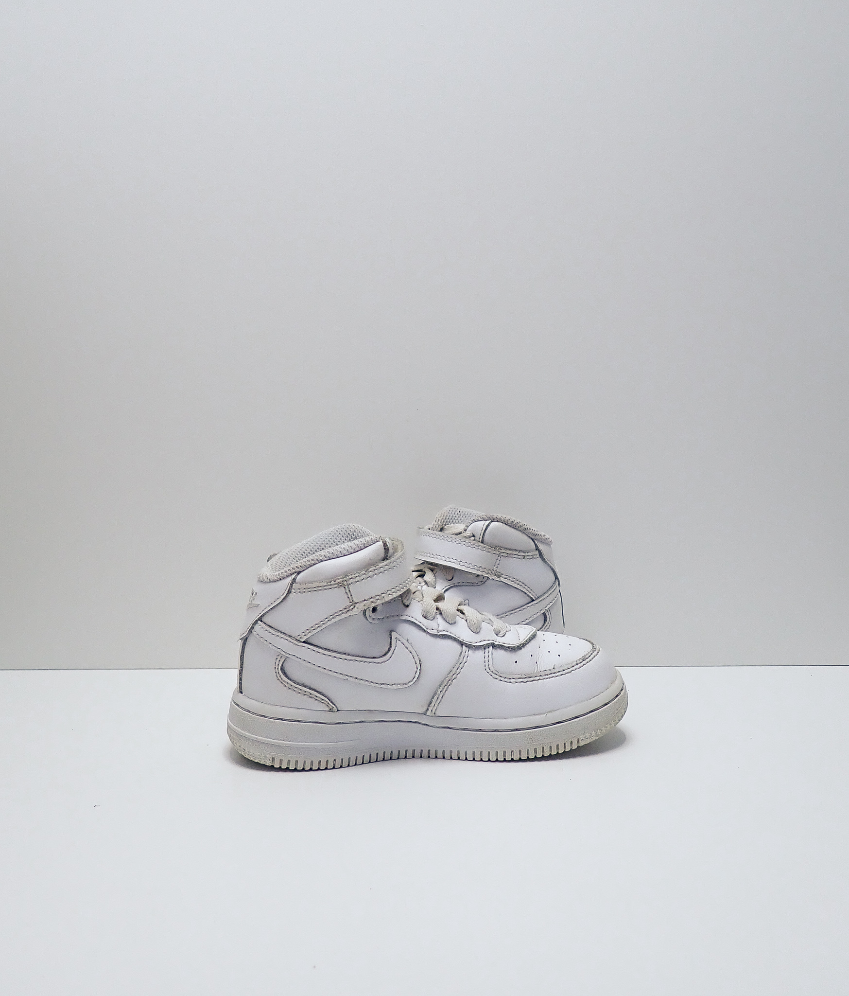 Nike Air Force 1 Mid White Toddler