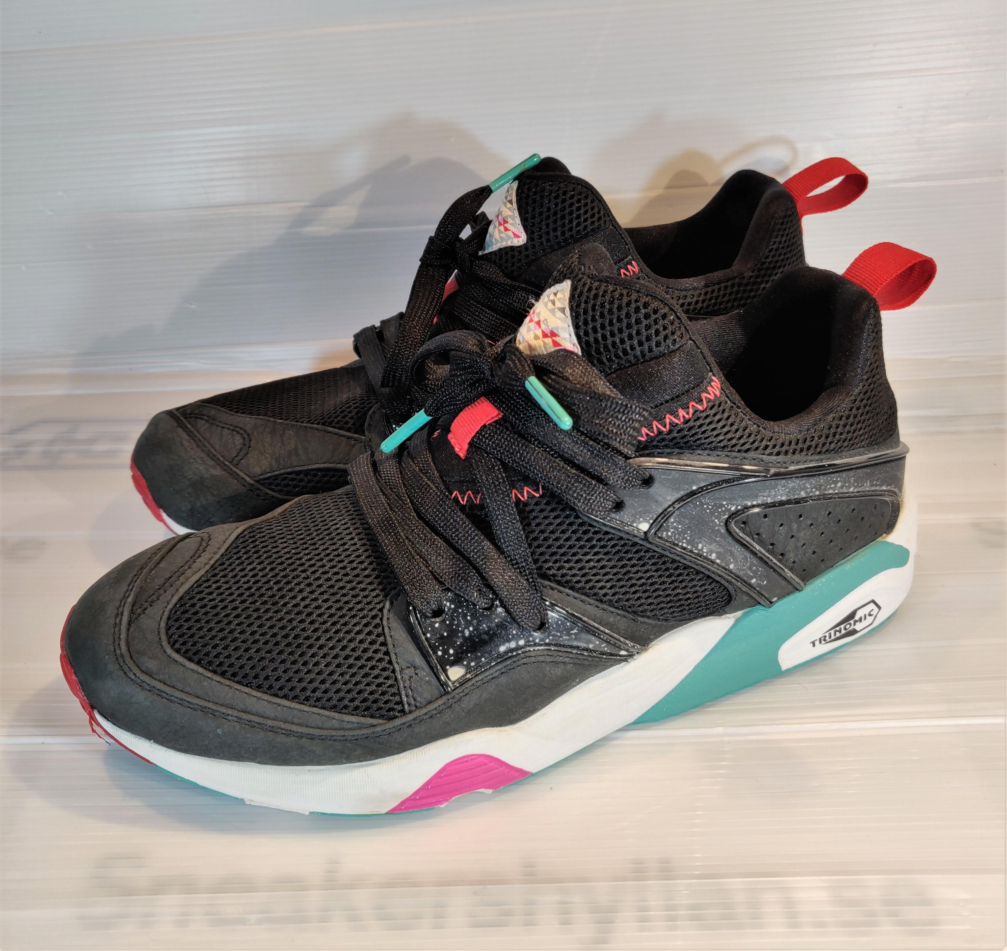 Puma Blaze Of Glory Sneaker Freaker Black Beast