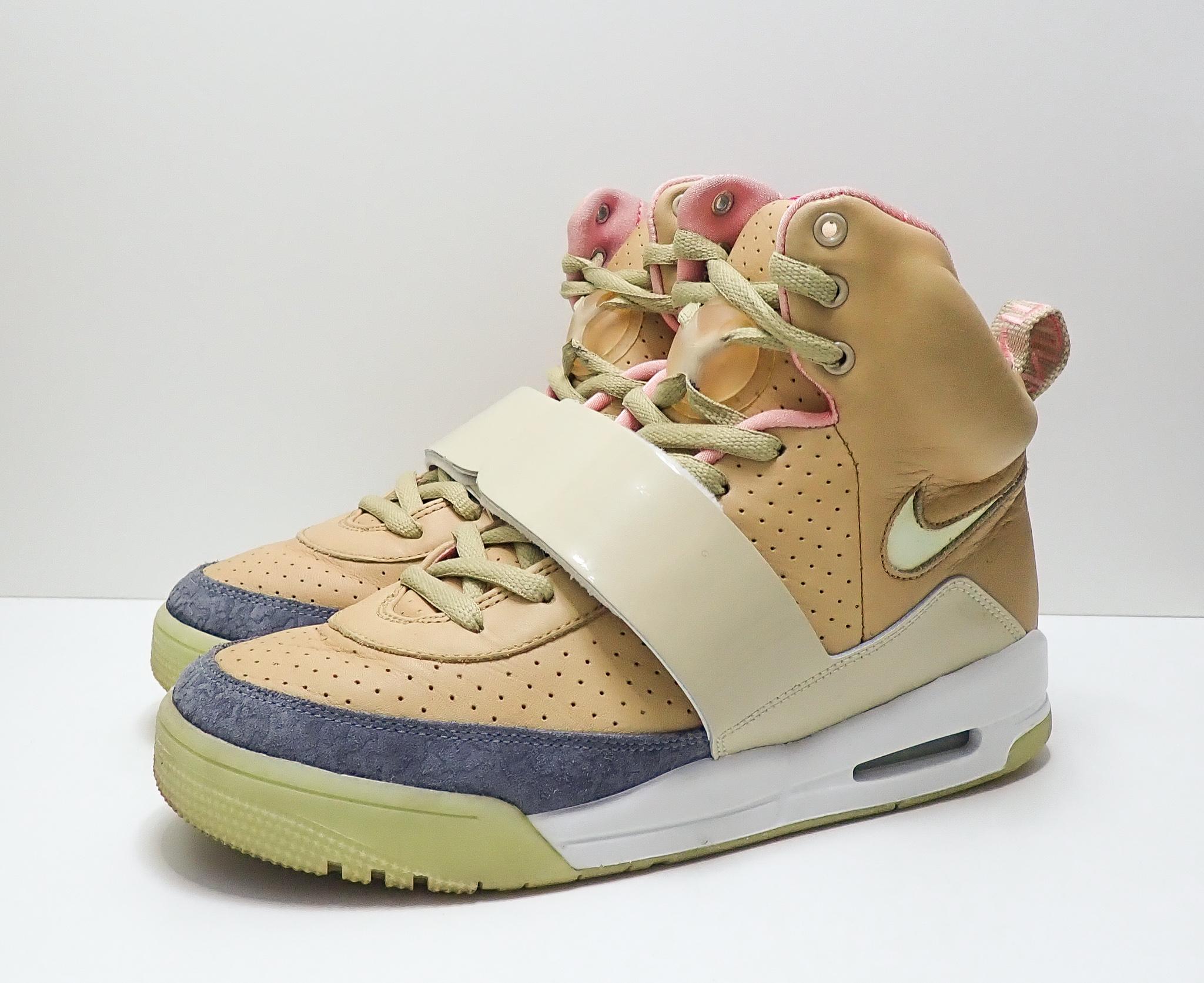 Nike Air Yeezy 1 Net Tan