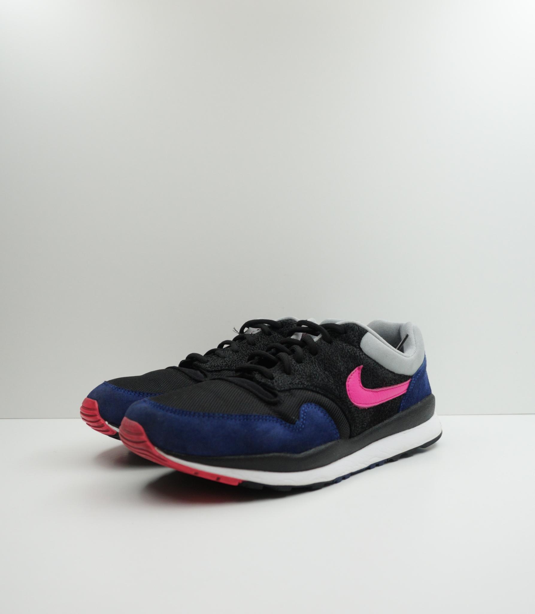 Nike Air Safari Black Pink Deep Royal