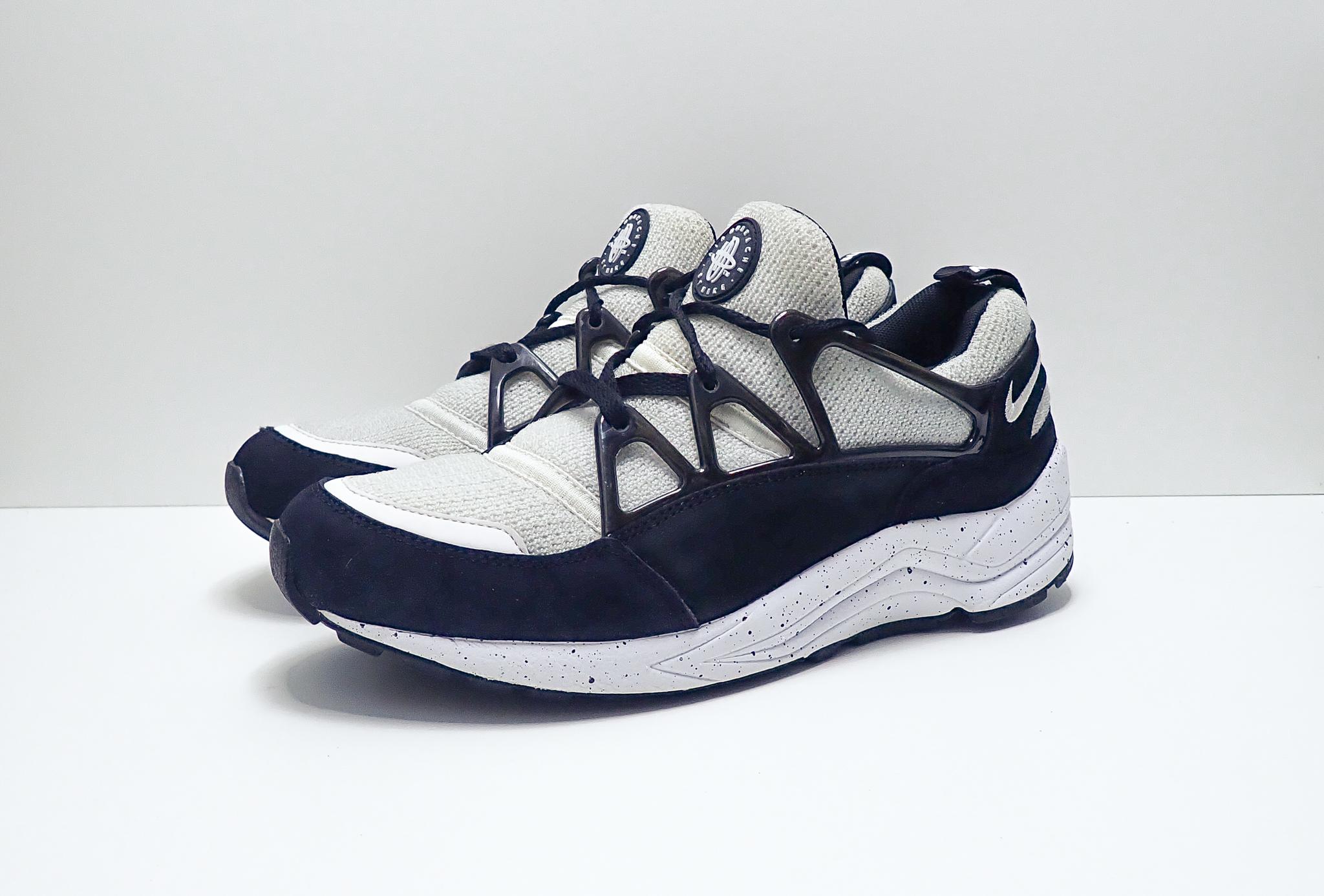 Nike Air Huarache Light Black White