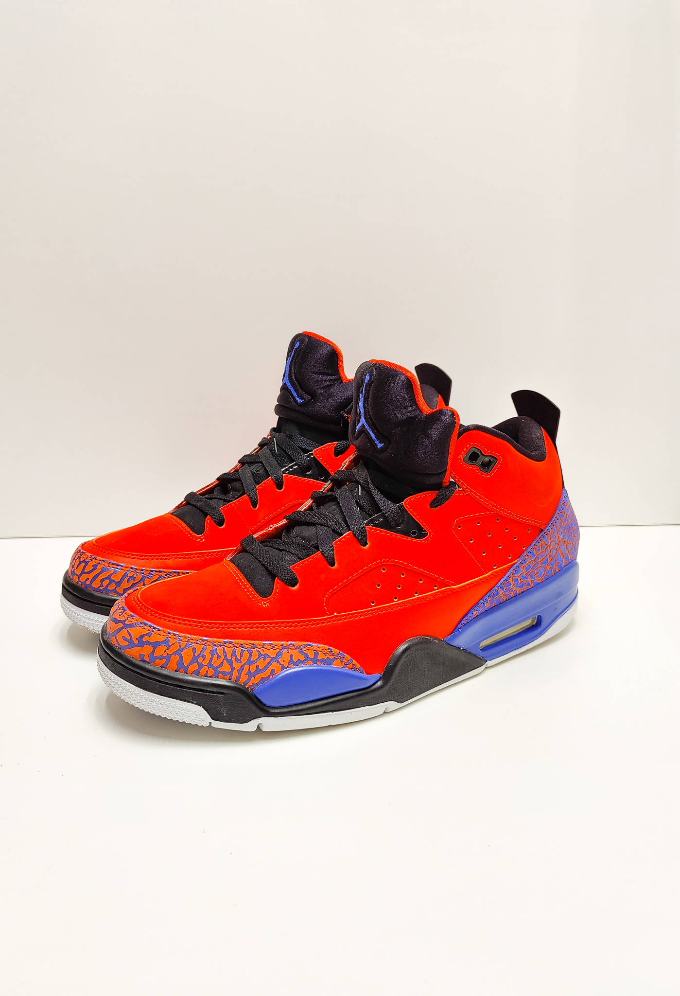 Jordan Son of Mars Low Knicks