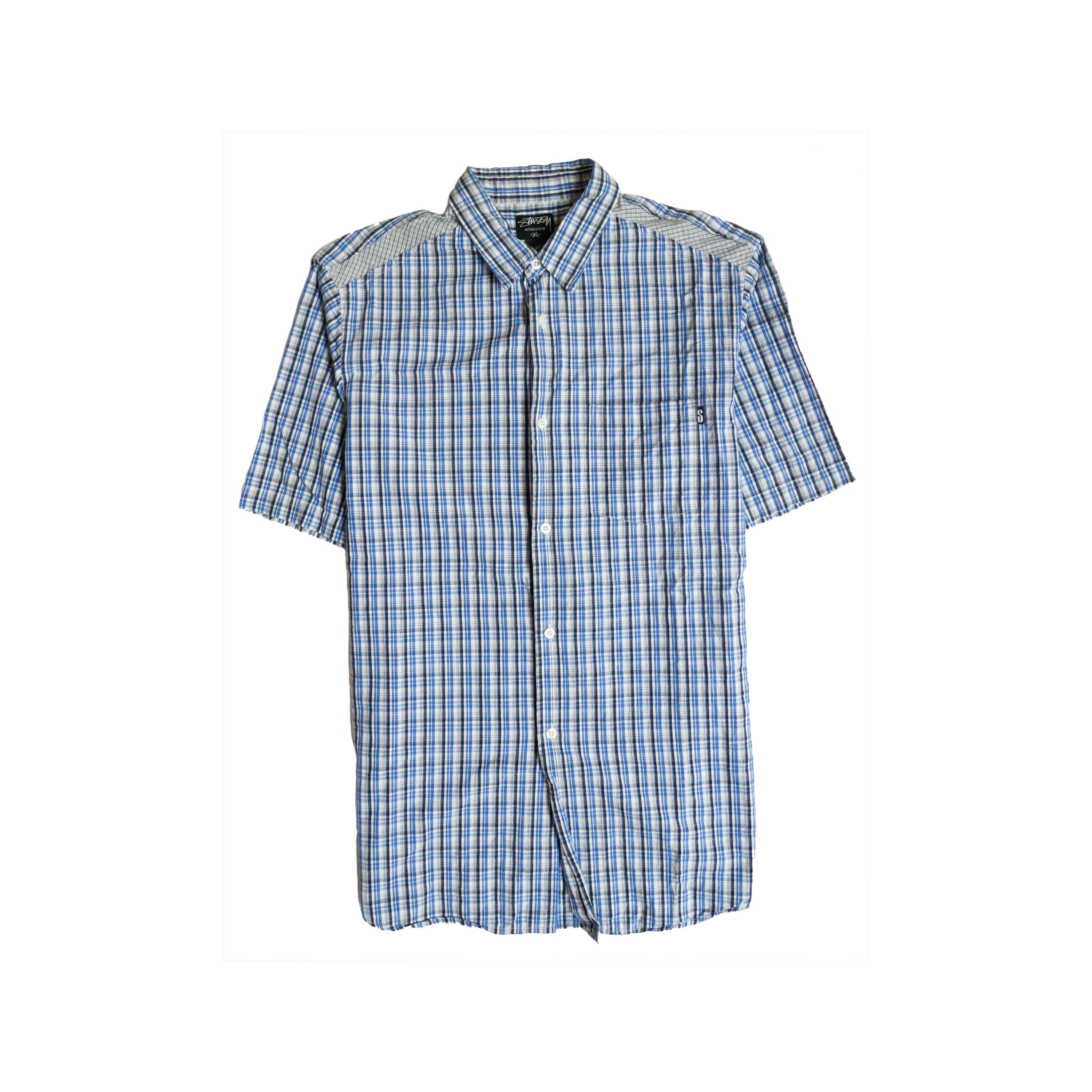 Stussy Checkered Shirt