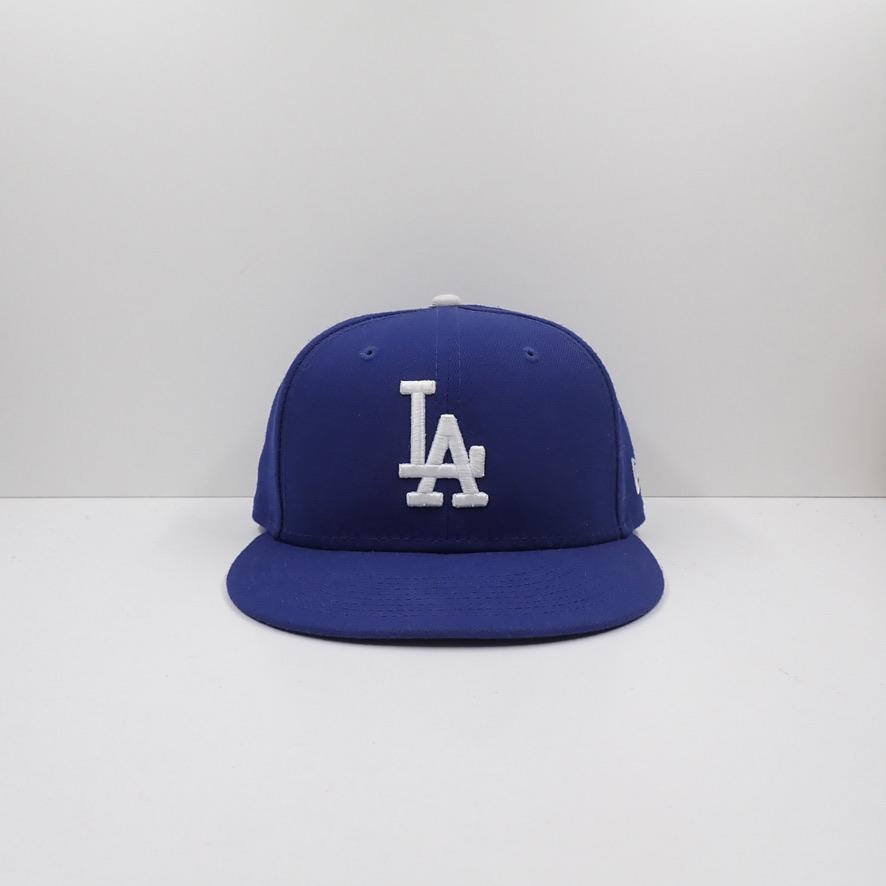 New Era MLB LA Dodgers Fitted Cap