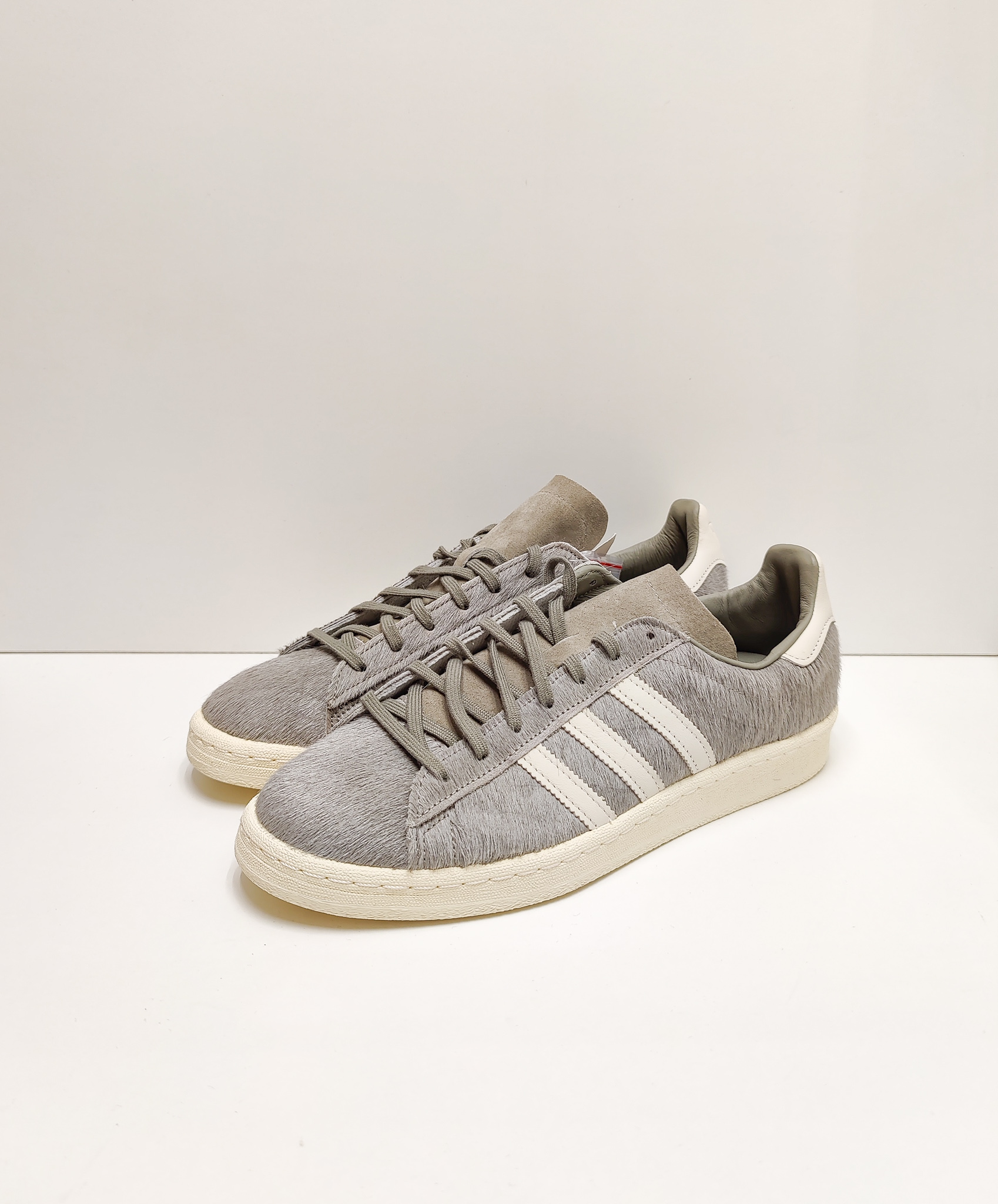Adidas Campus 80s Pony-Hair Grey