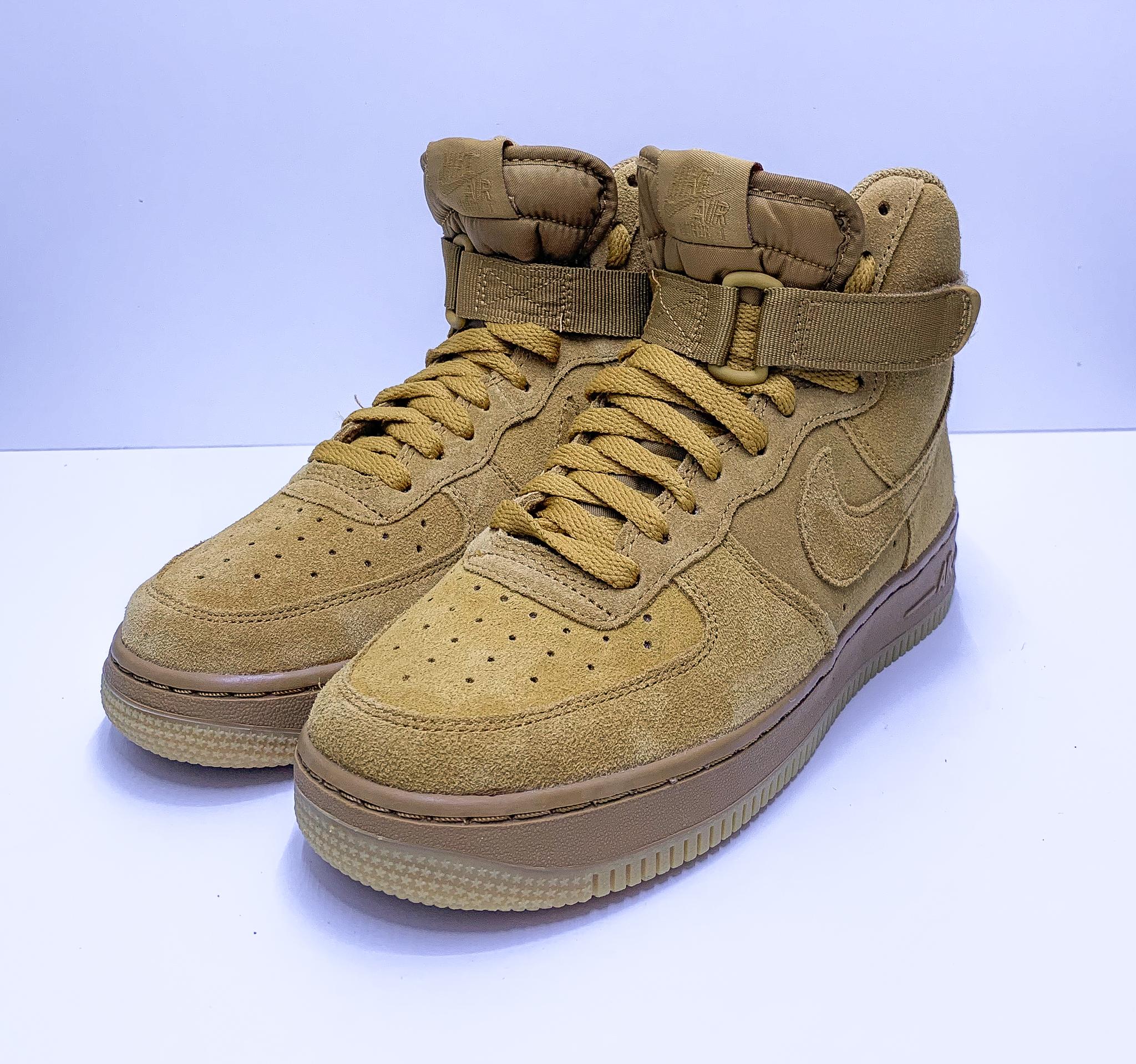 Nike air force 1 high LV8 Wheat