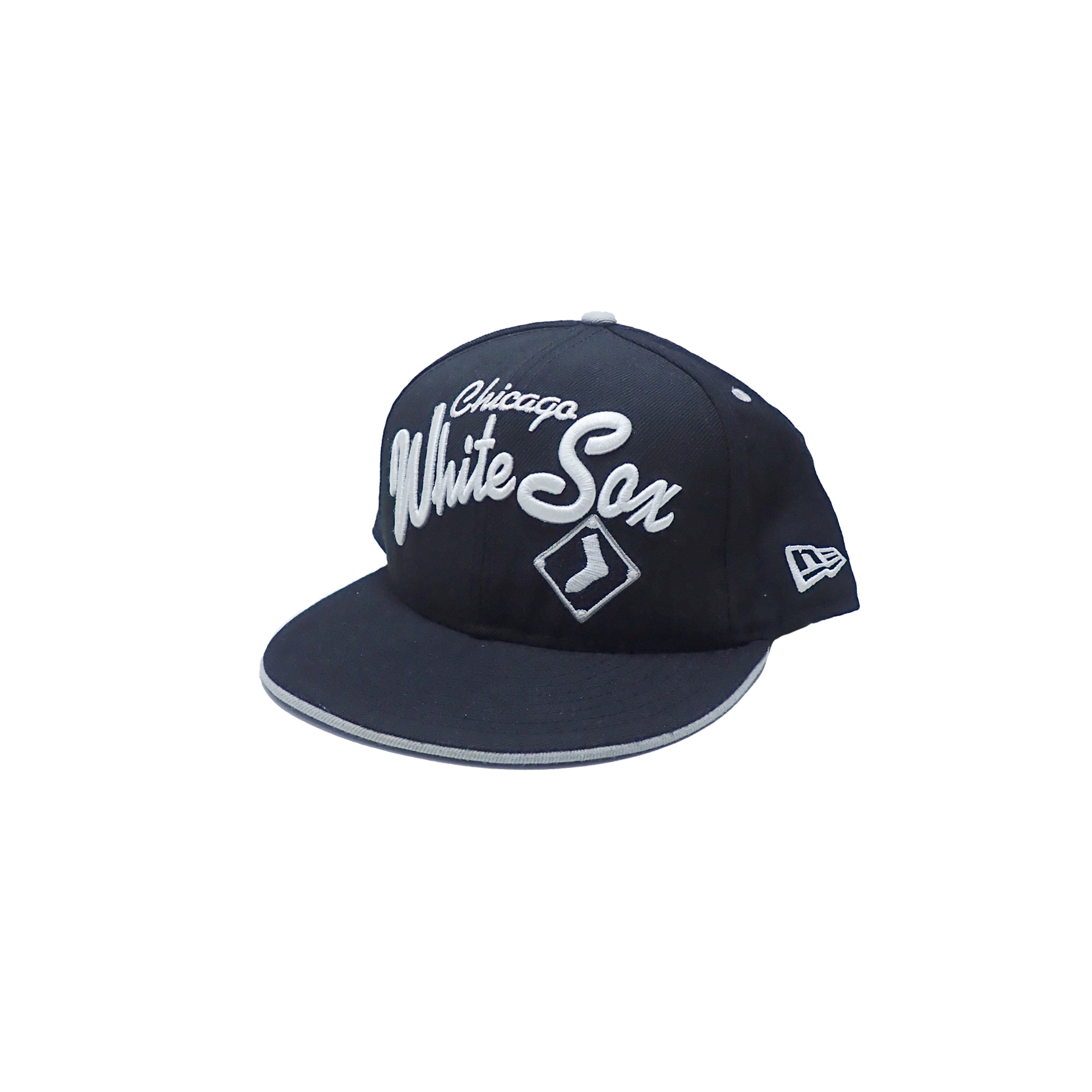 New Era White Sox Cap