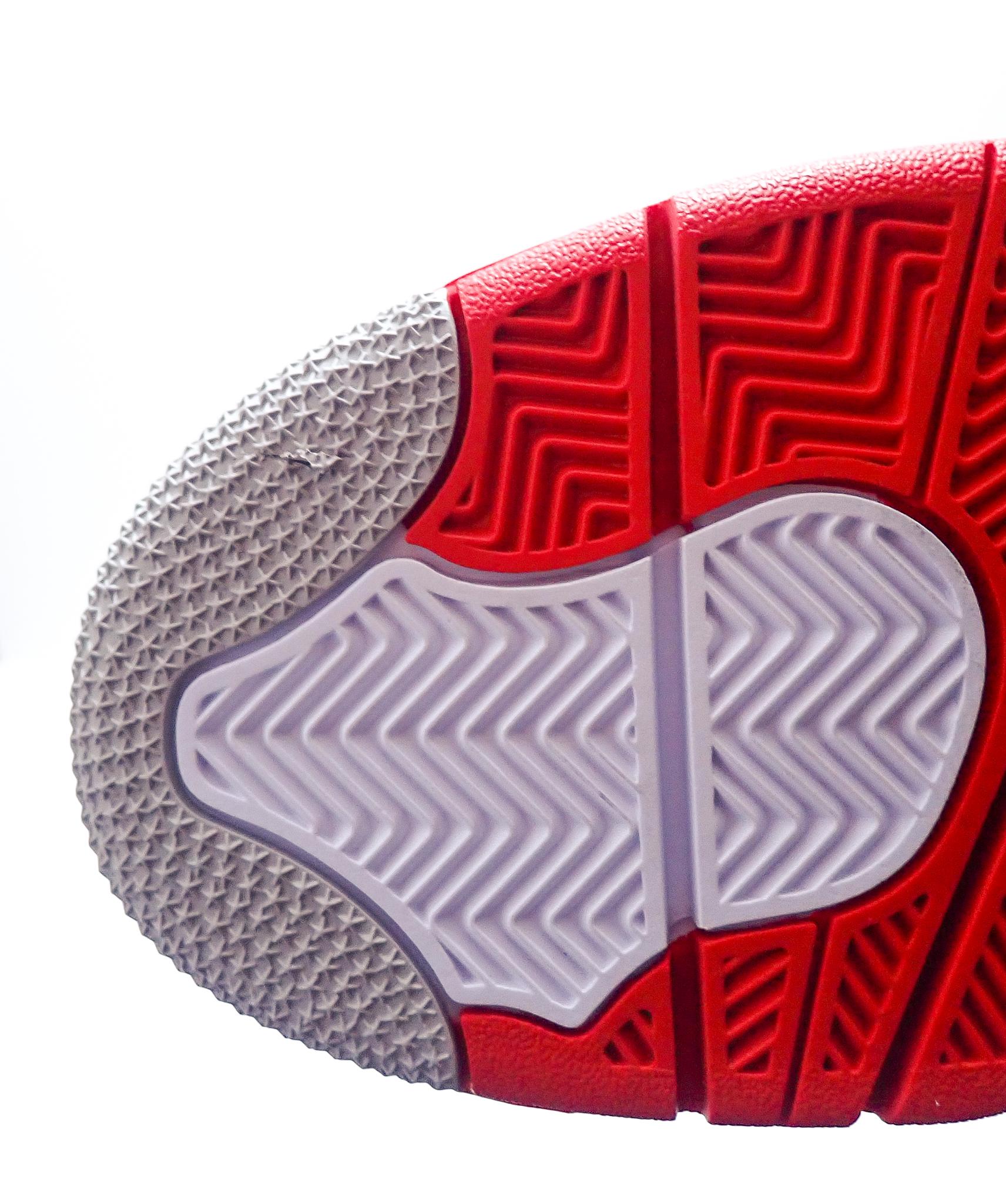 Jordan 4 Retro Fire Red (2020)