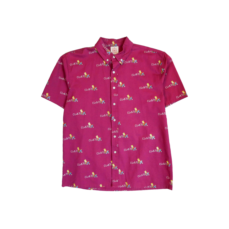 The Simpsons X Club 75 X Joyrich Shirt