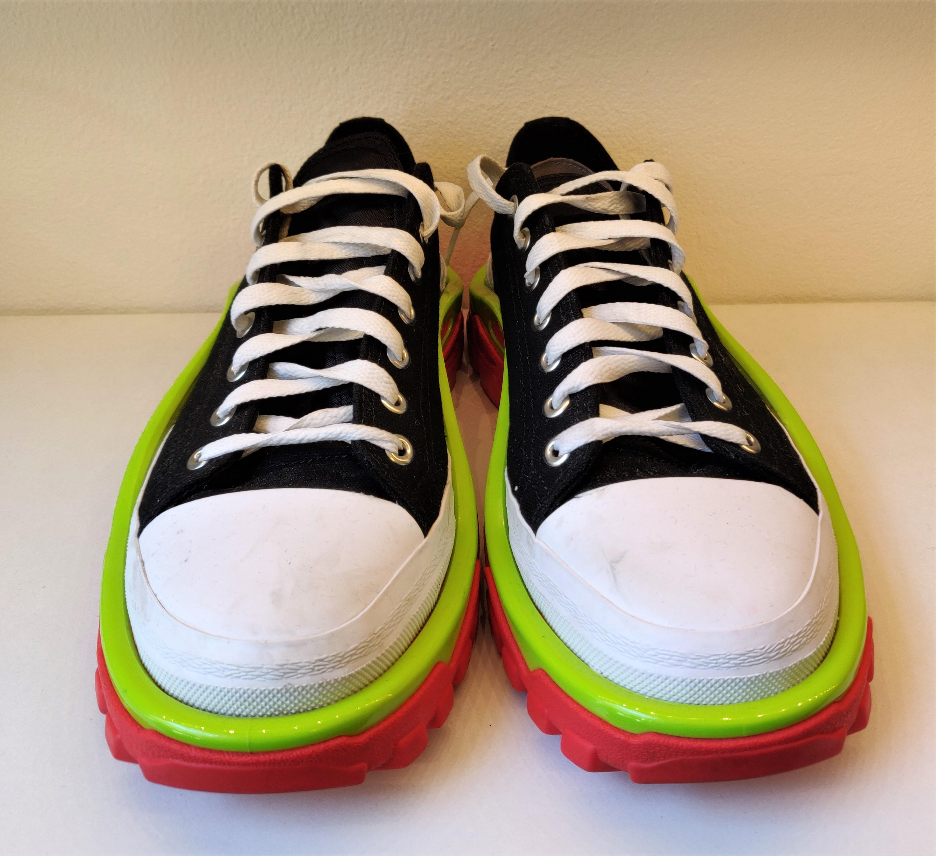 Adidas Raf Simons Detroit Runner