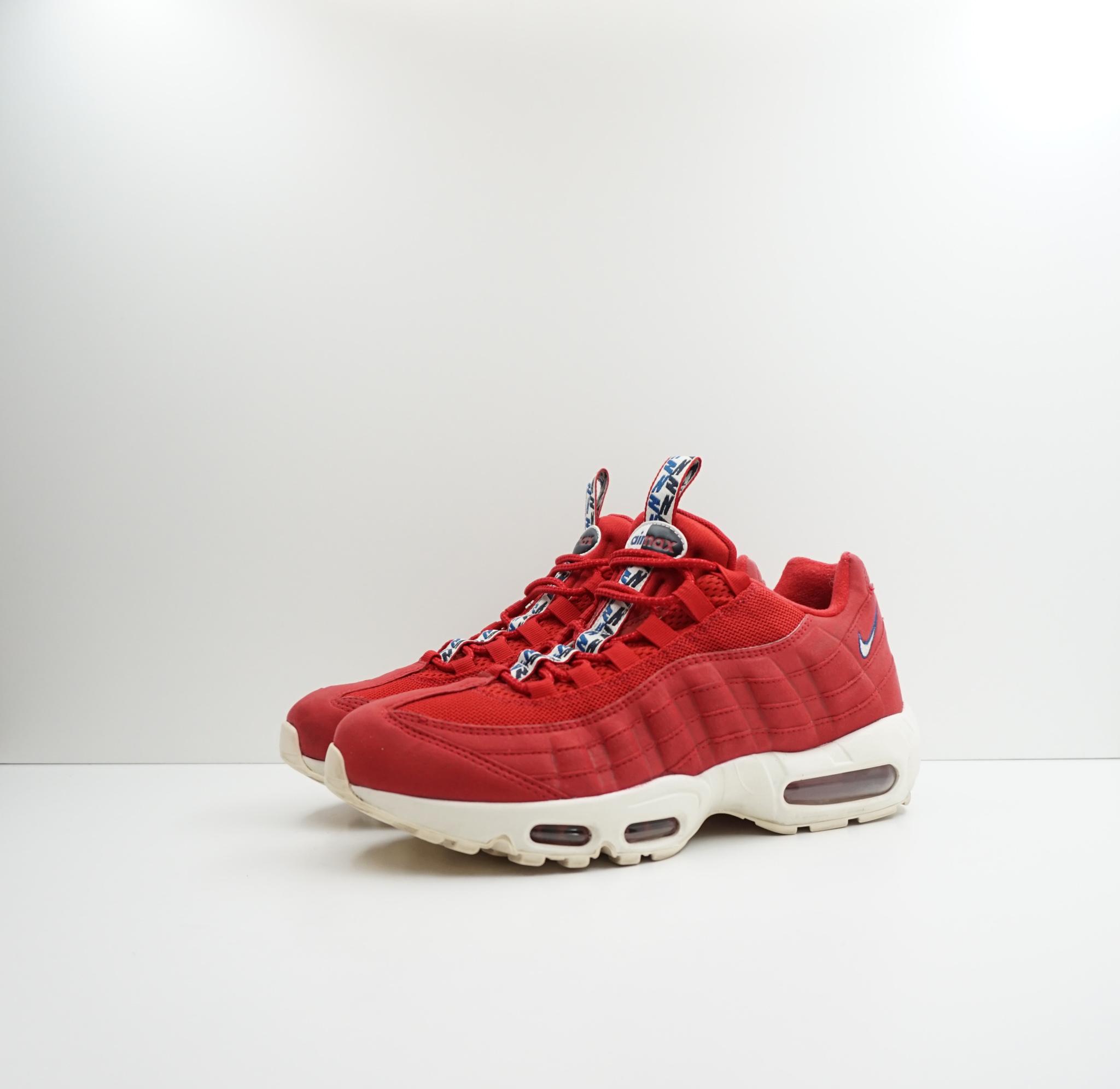 Nike Air Max 95 Pull Tab Red