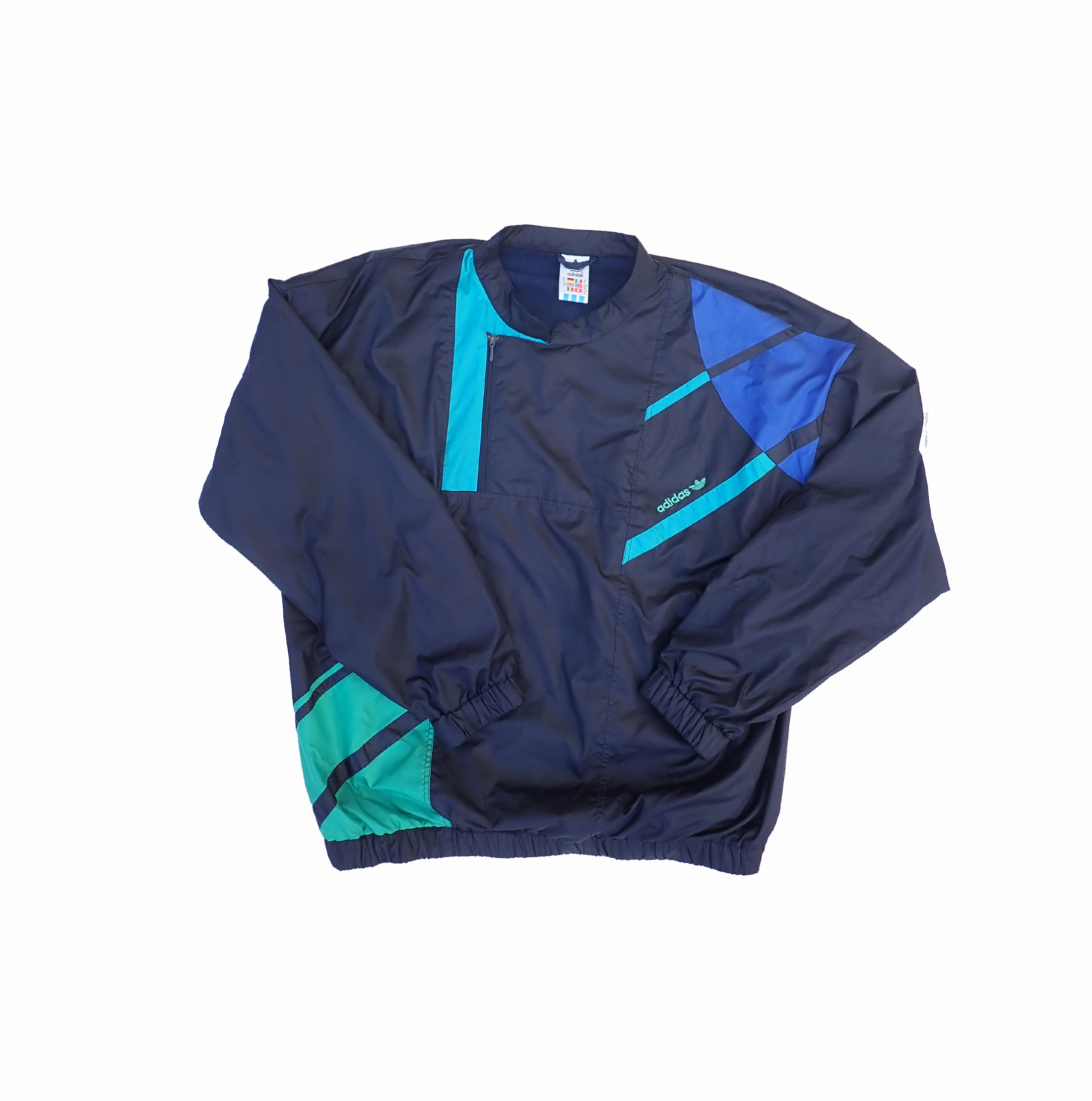 Adidas Vinatge Made in West Germany Track Top