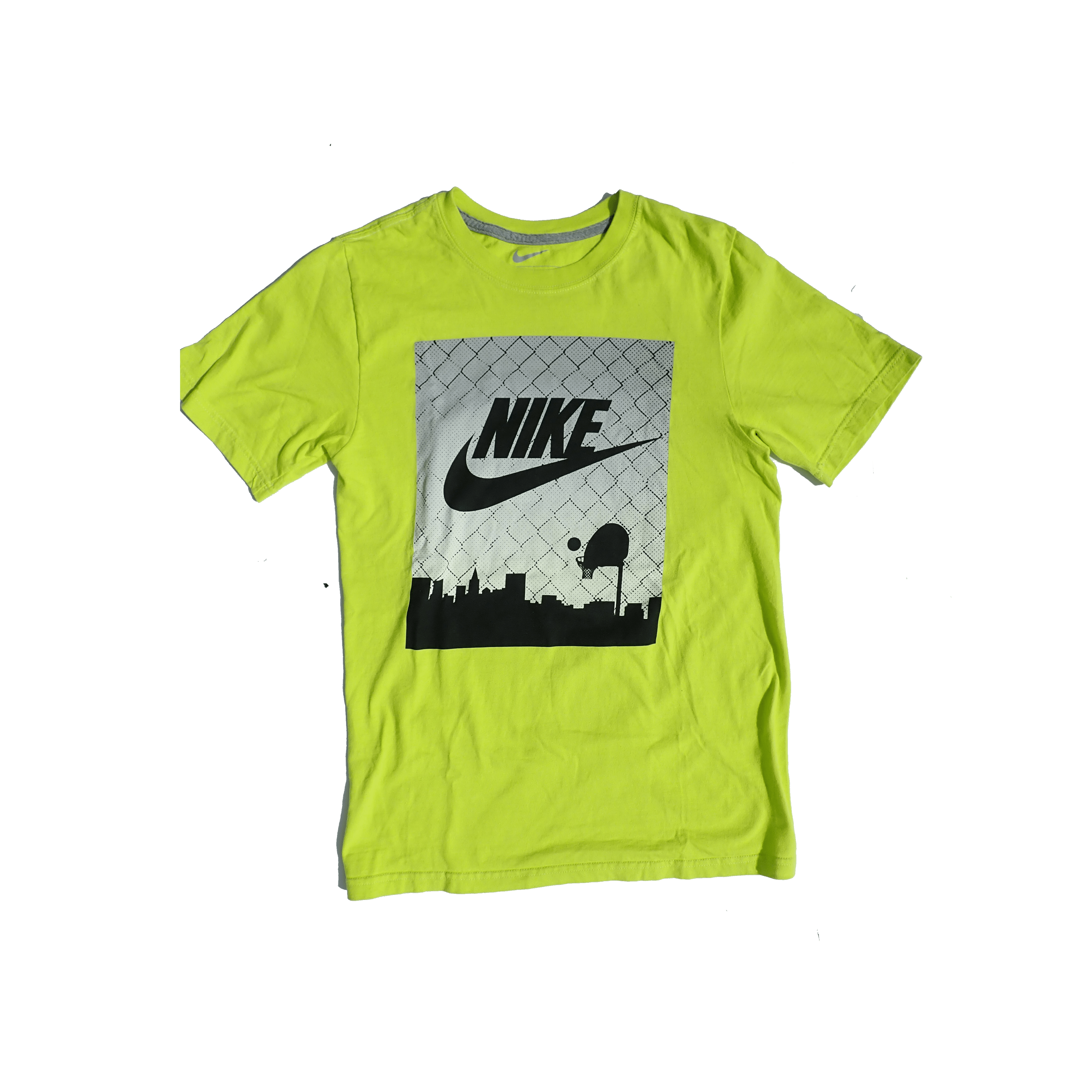 Nike Green T Shirt