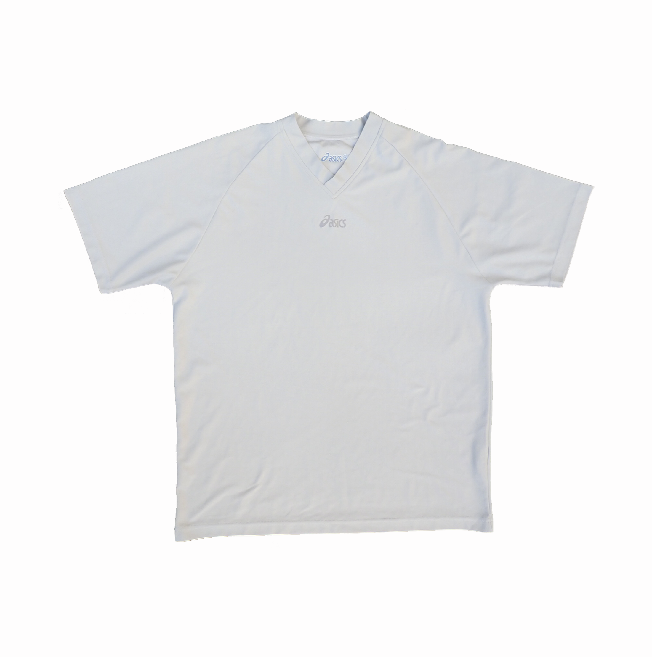 Asics Reflective Vneck Tshirt