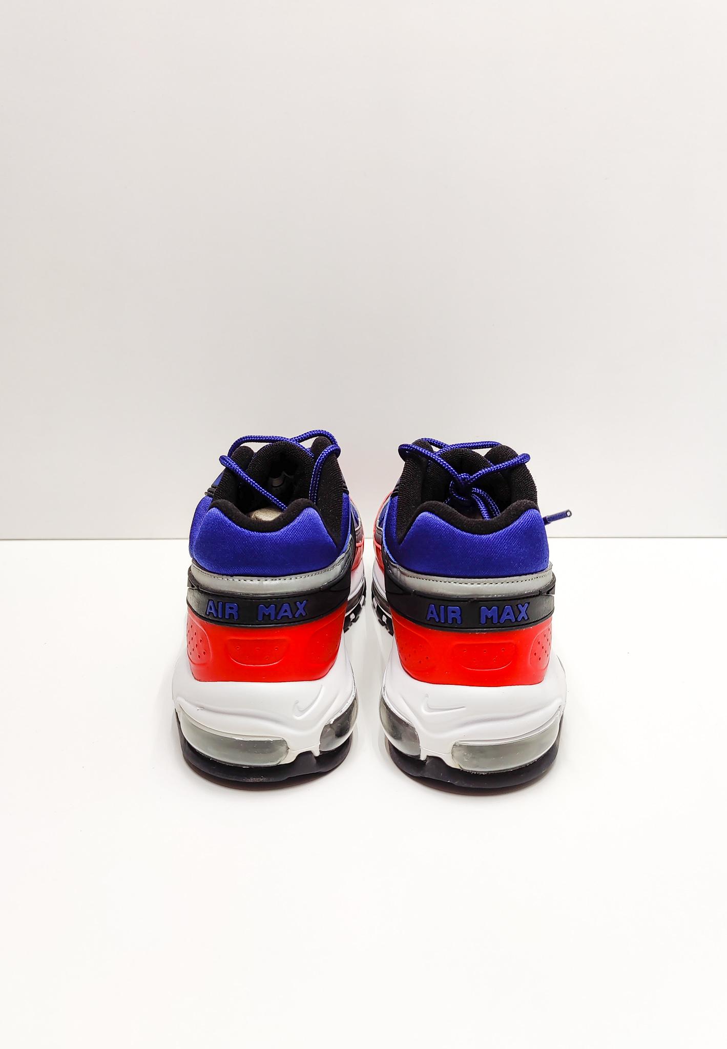 Nike Air Max 97 BW Deep Royal Blue Black University Red