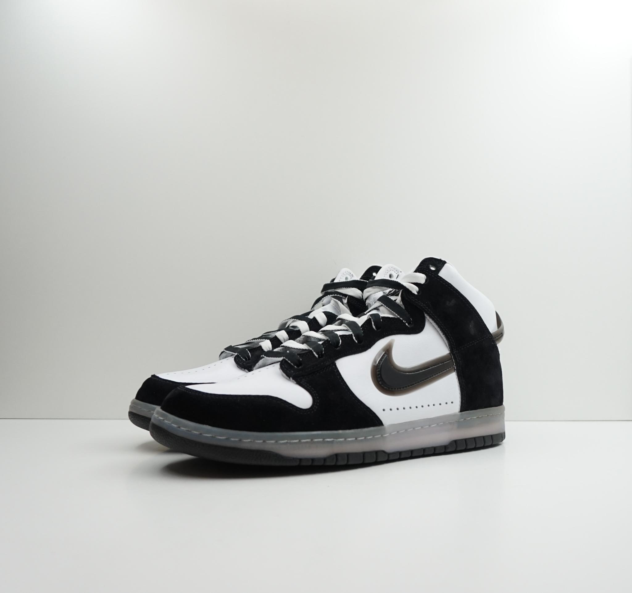 Nike Dunk High Slam Jam White Black