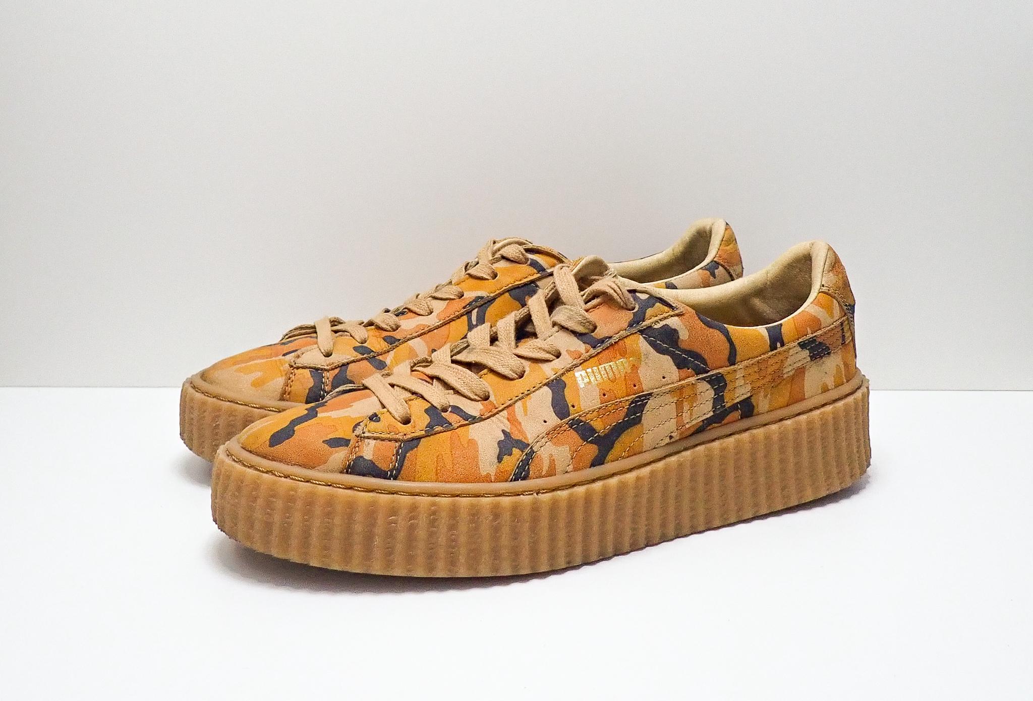 Puma Creepers Rihanna Fenty Camo