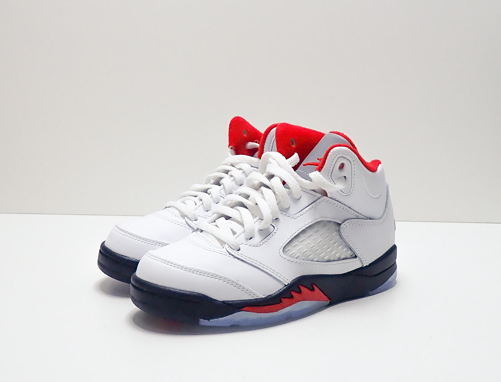 Jordan 5 Retro Fire Red 2020 PS