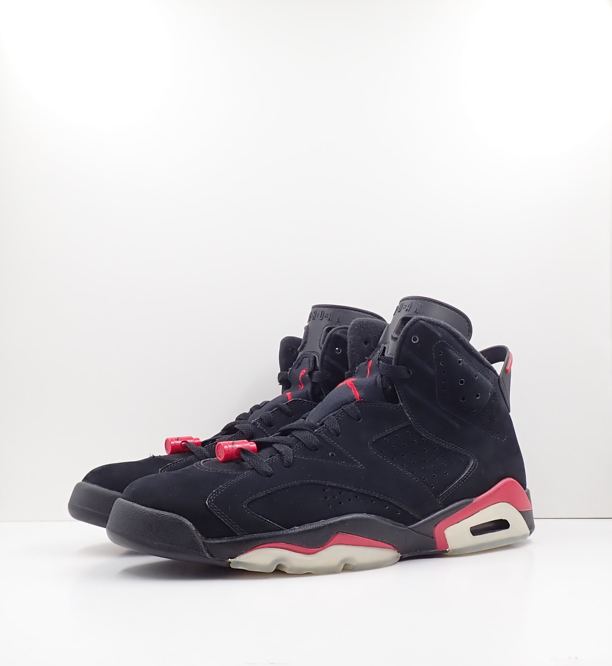 Jordan 6 Retro Black Varsity Red (2010)