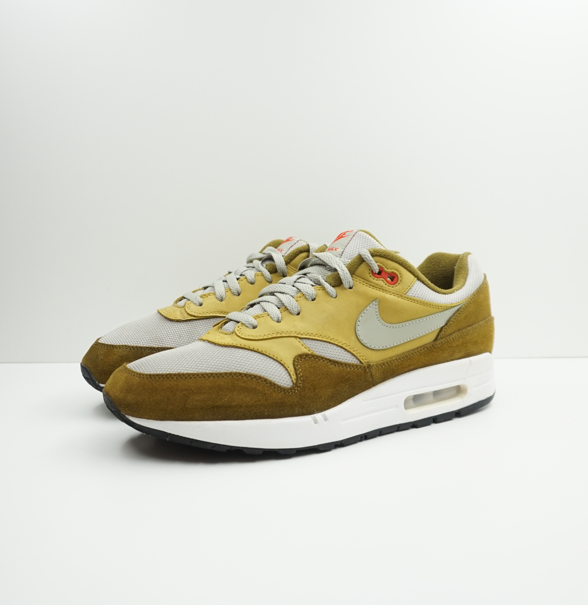 Nike Air Max 1 Curry Pack Olive