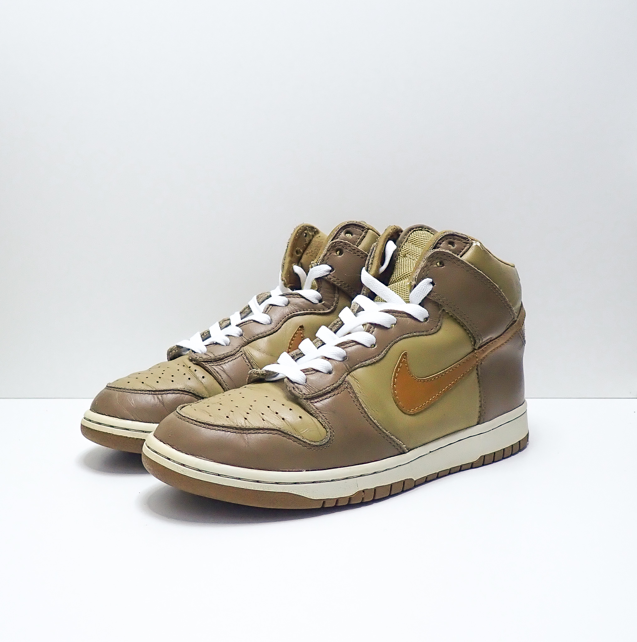 Nike Dunk High Maple (Un-Stussy)