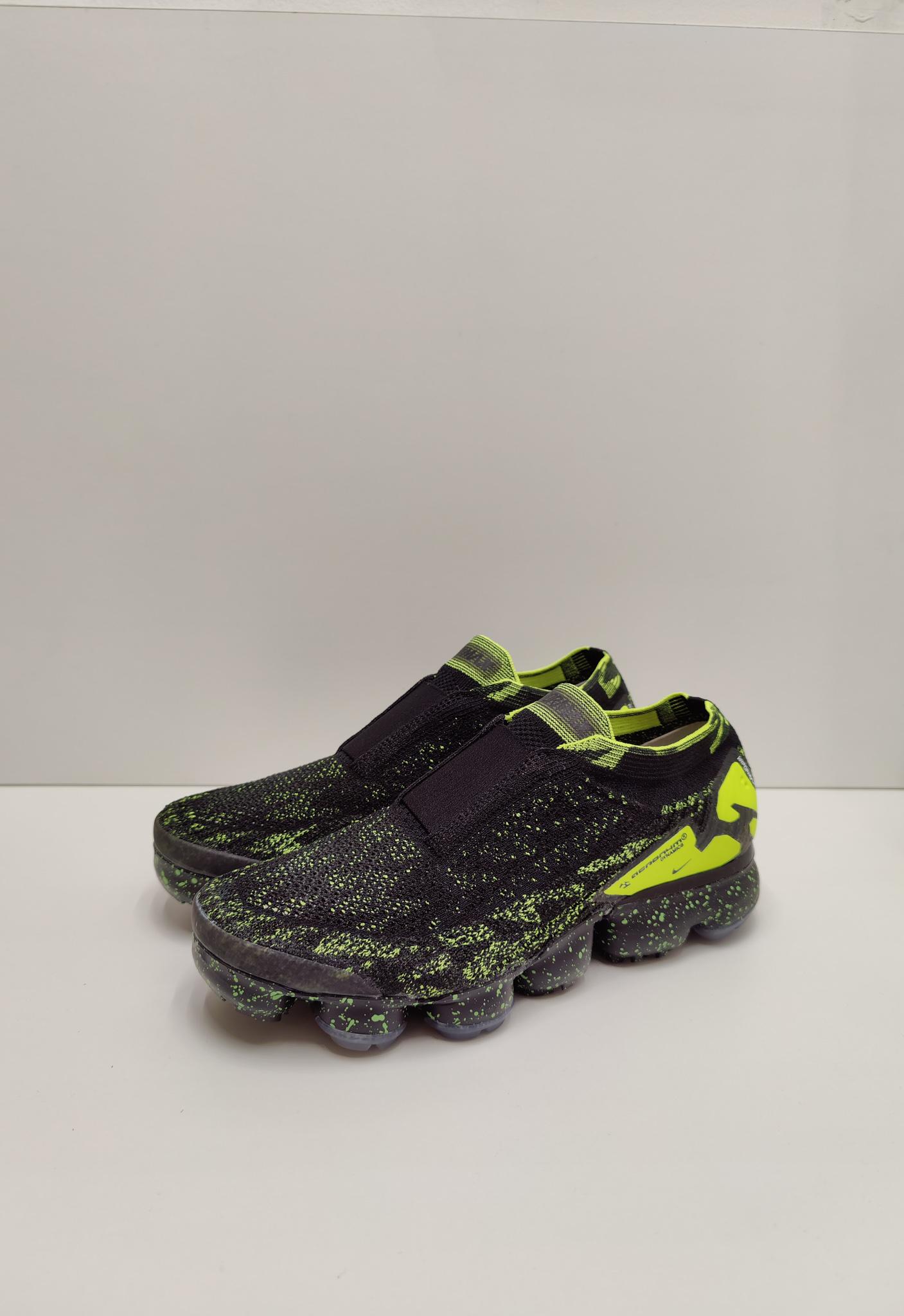 Nike Air VaporMax Moc 2 Acronym Black