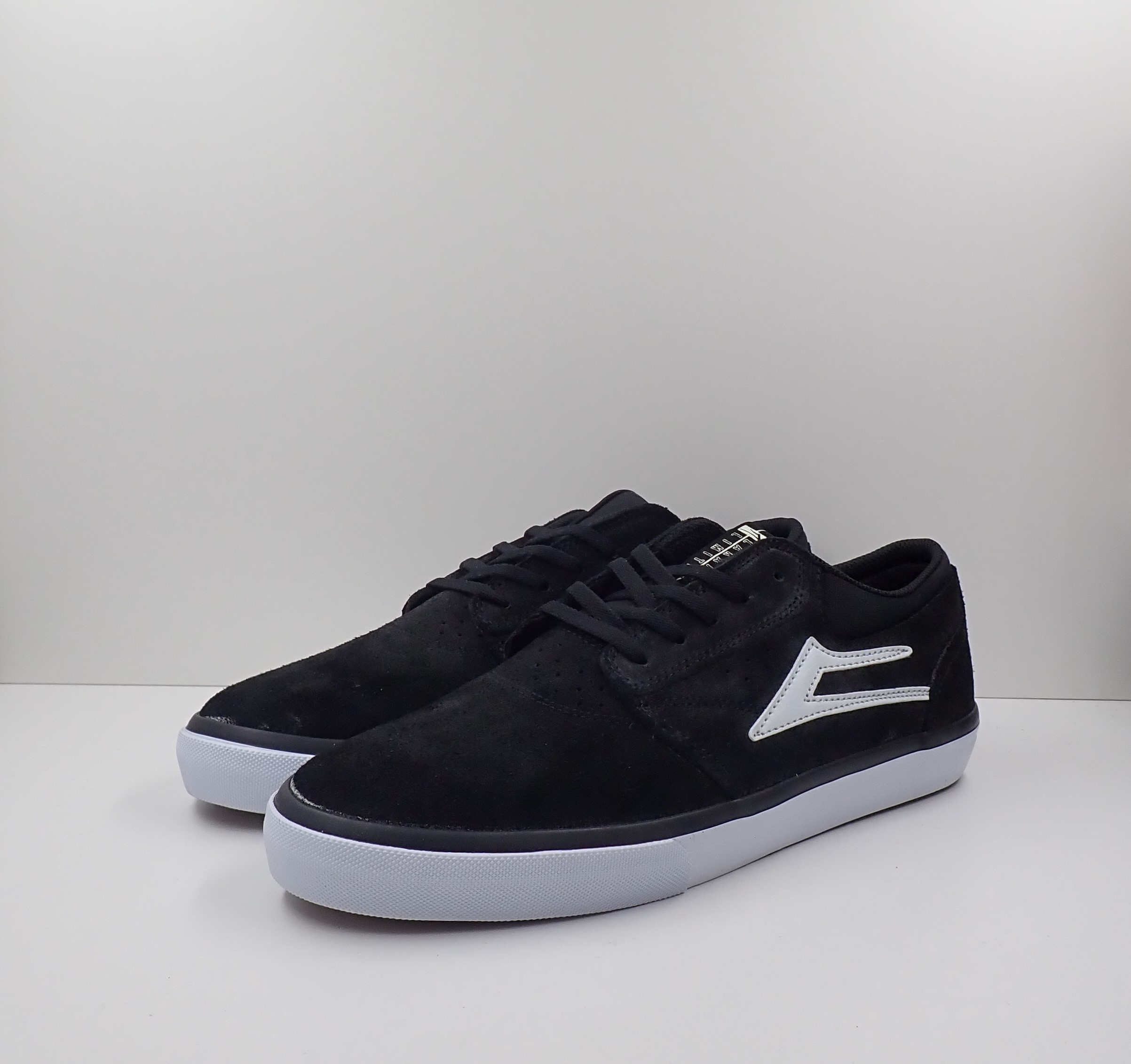 Lakai Limited Griffin Black Suede