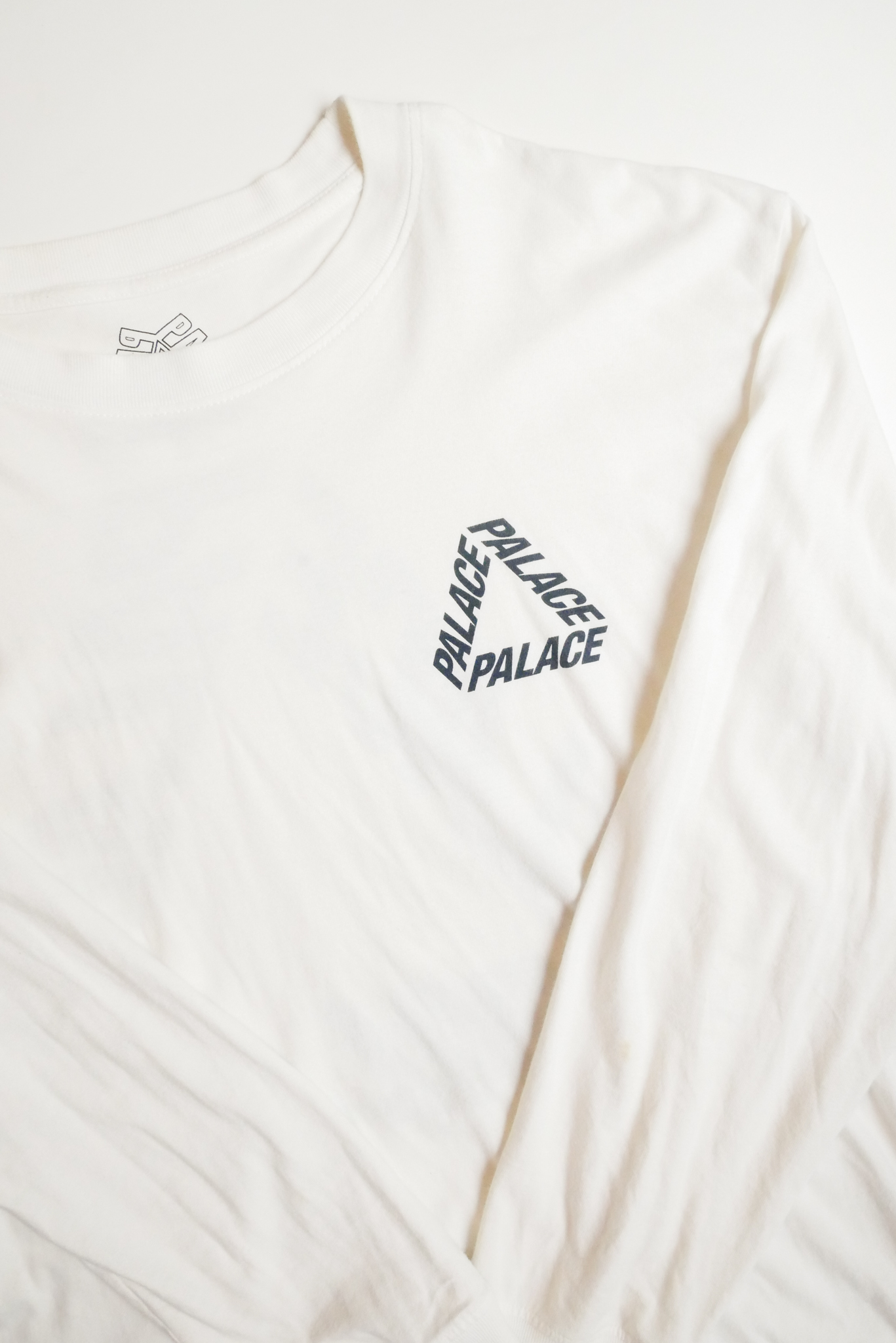 Palace Chest Logo Longsleeve T shirt
