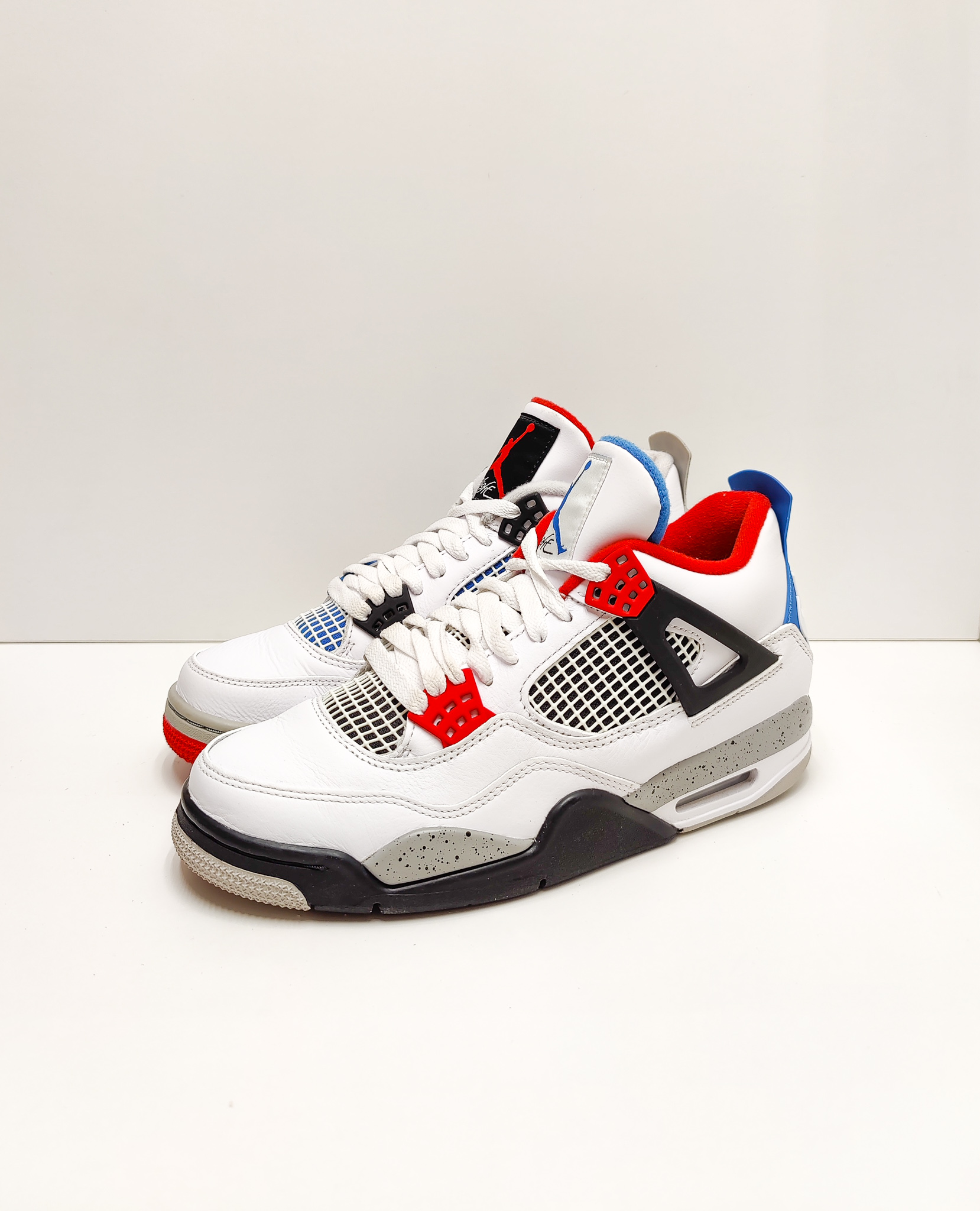 Jordan 4 Retro What The