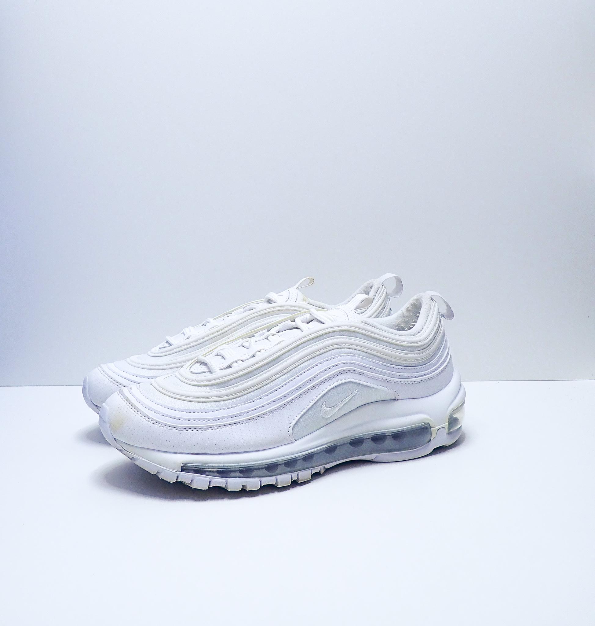 Nike Air Max 97 White (GS)
