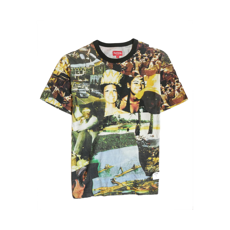 Supreme All Over Print T-Shirt