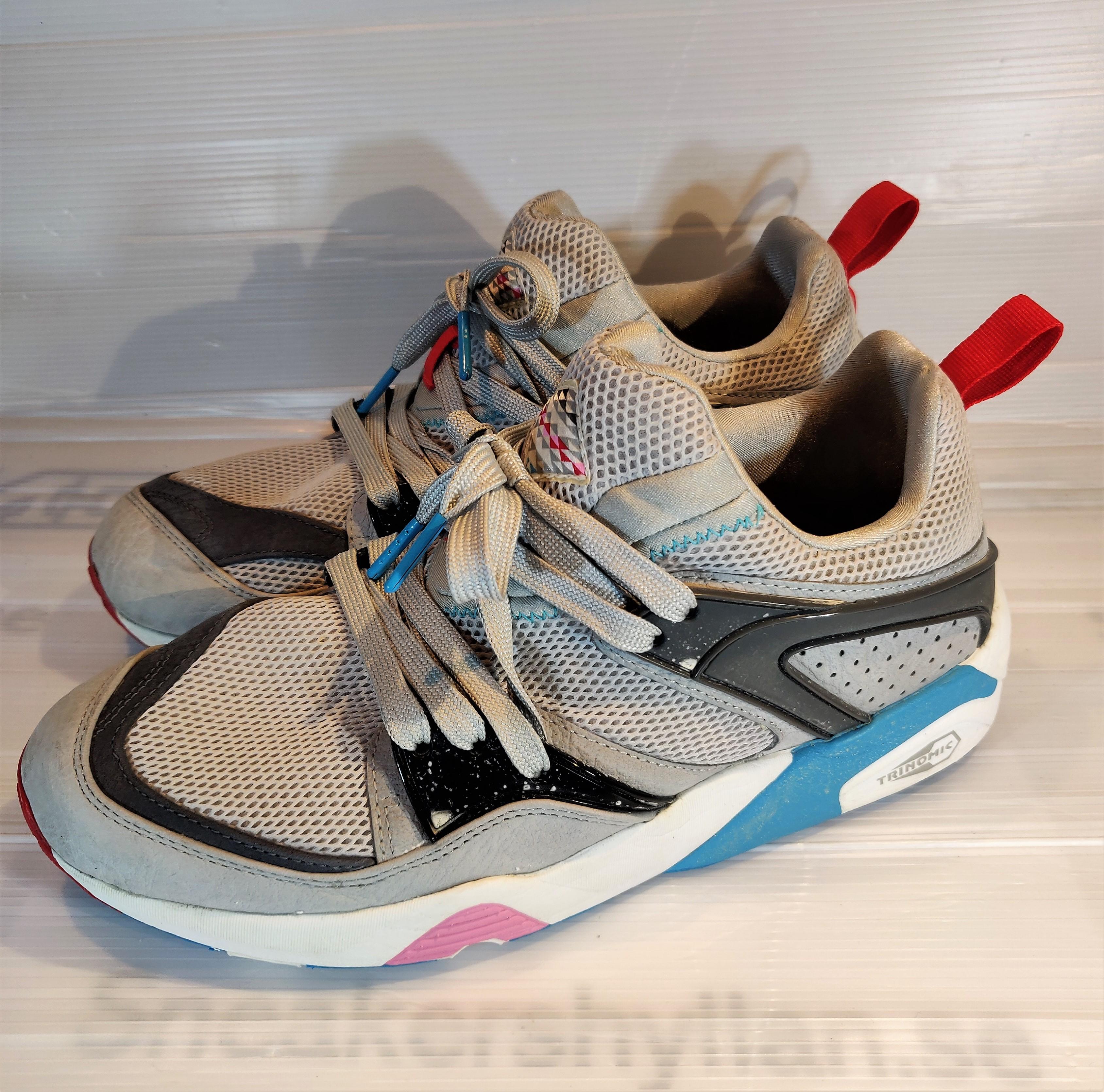 Puma Blaze Of Glory Sneaker Freaker Great White