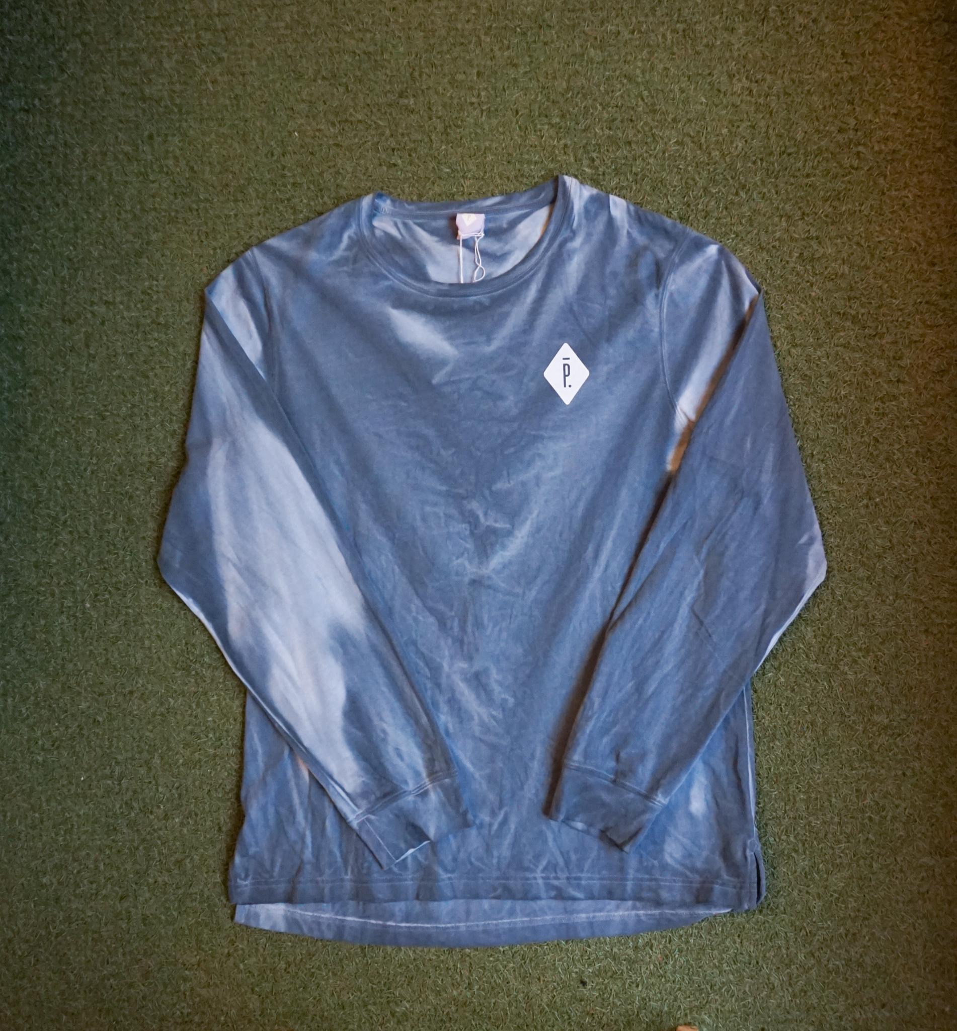 Pigalle Tie Dye Long Sleeve T-Shirt
