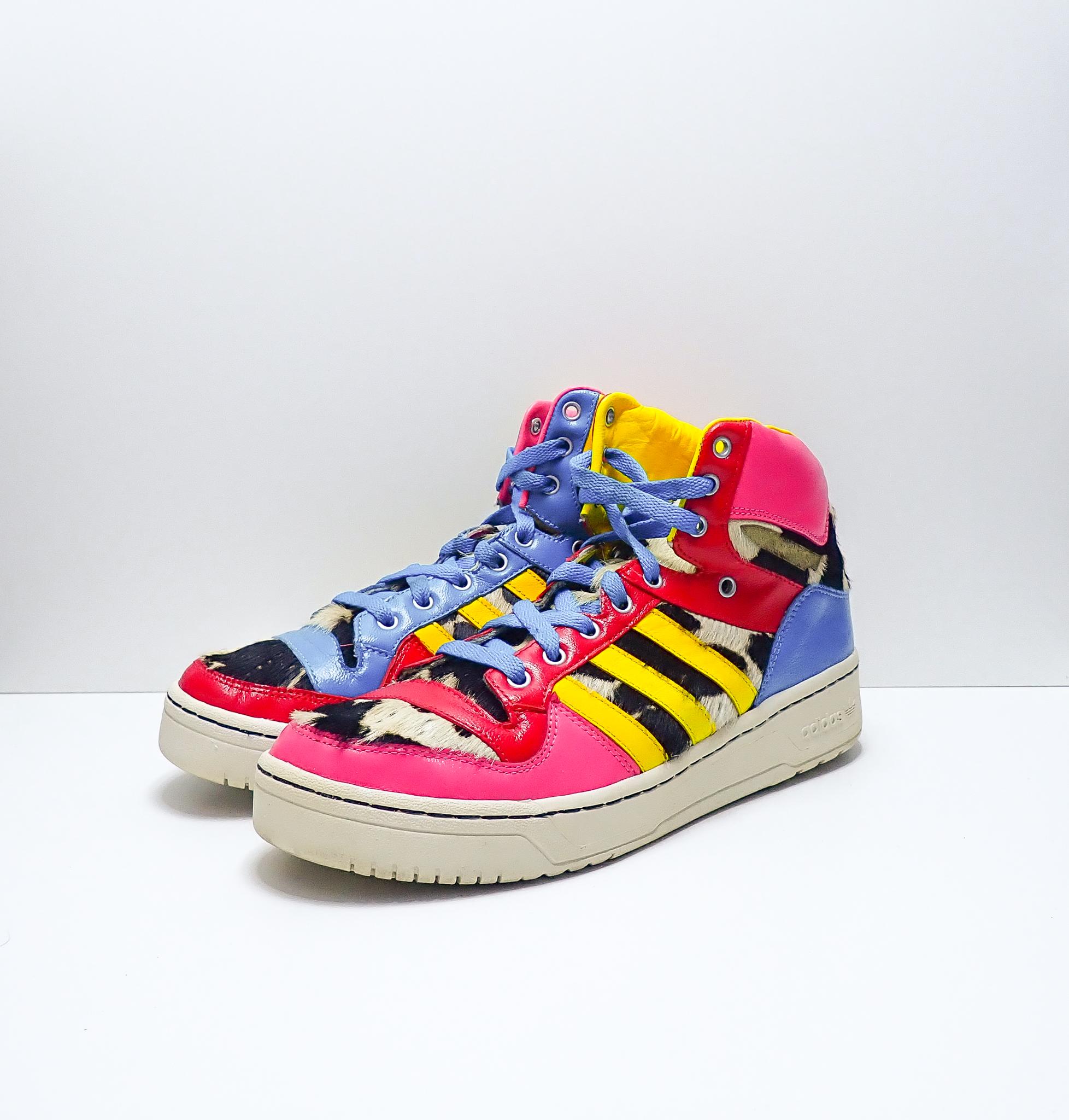 Adidas X Jeremy Scott X 2Ne1