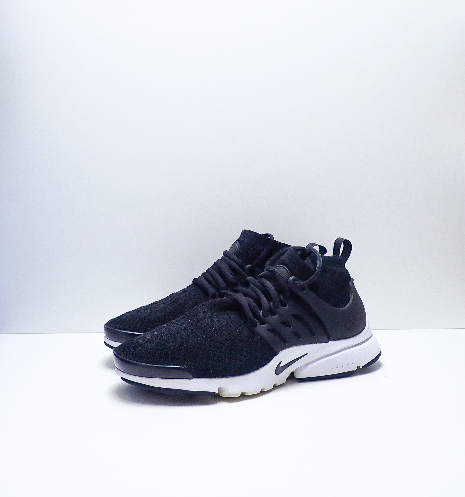 Nike Air Presto Ultra Flyknit Black (W)