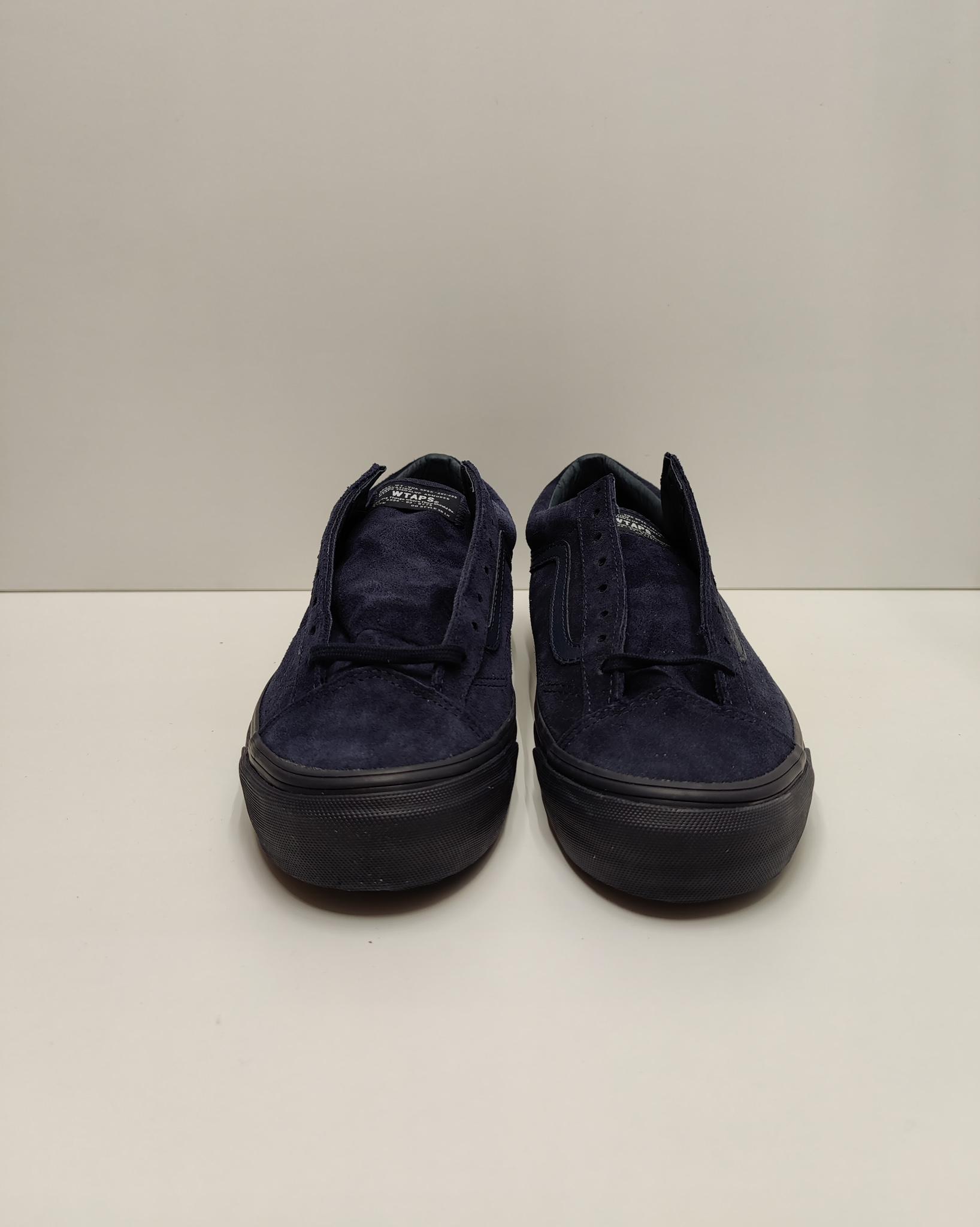 Vans OG Style 36 LX Navy WTAPS