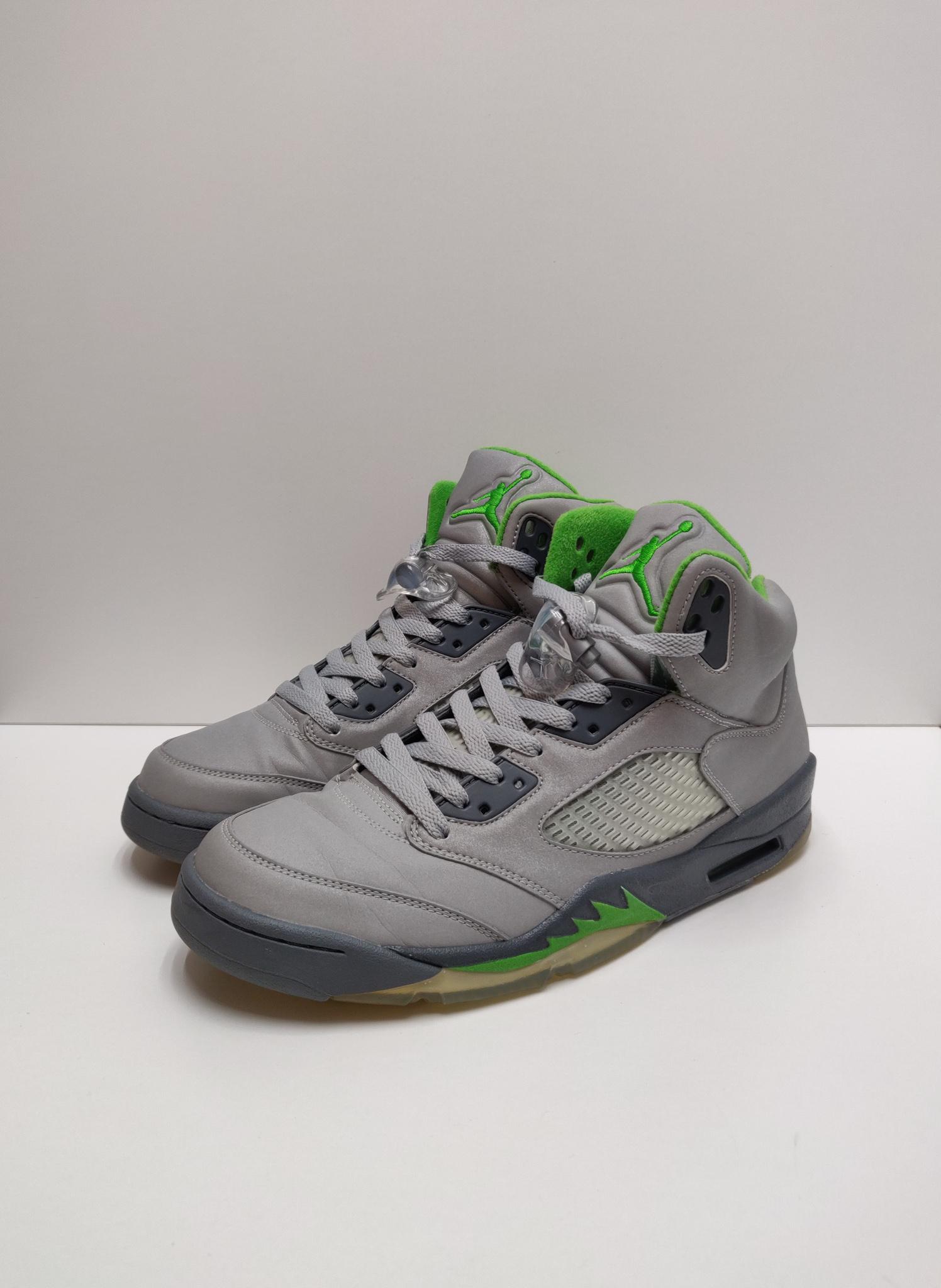 Jordan 5 Retro Green Bean