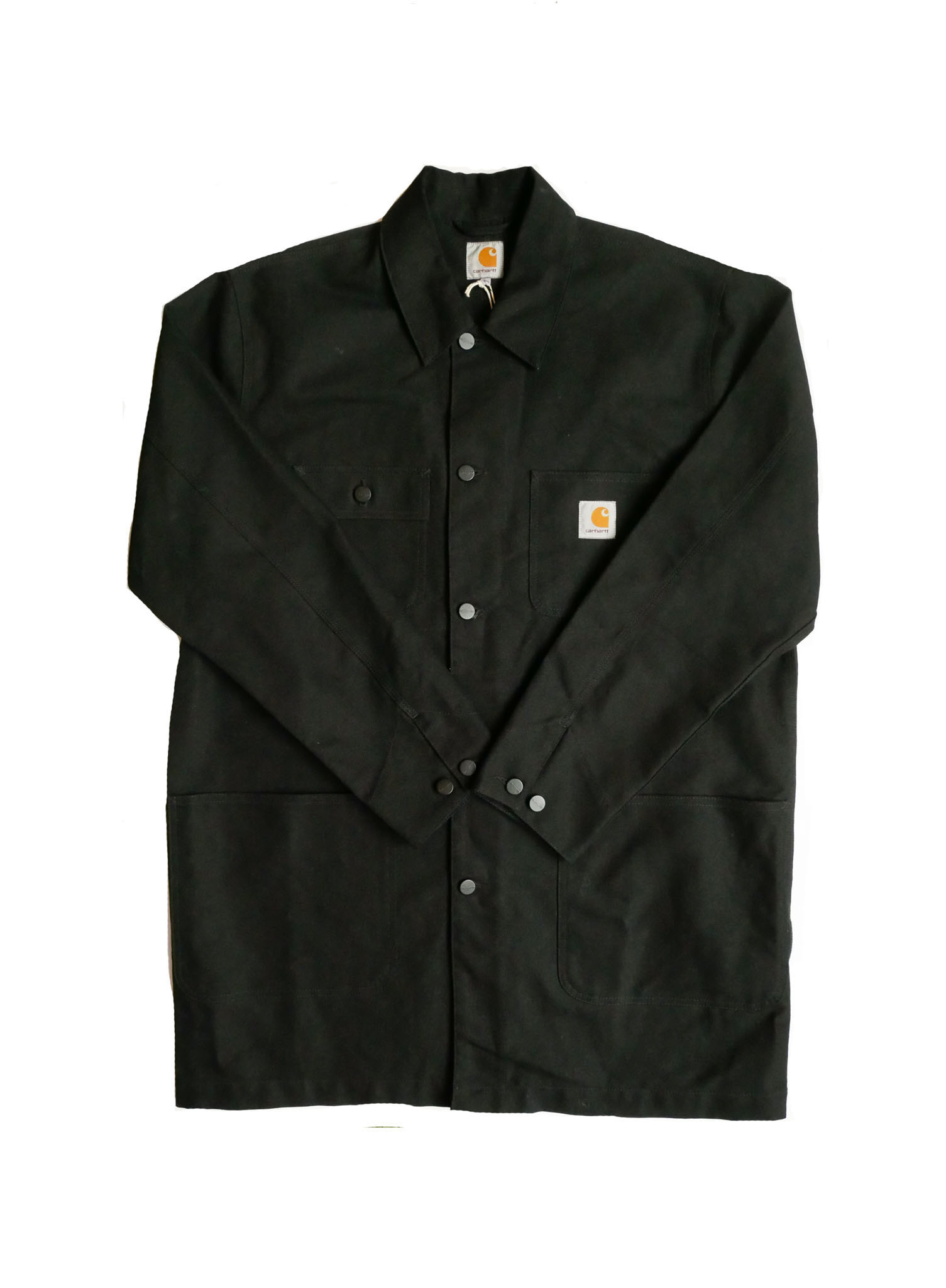Carhartt Long Chore Coat Black