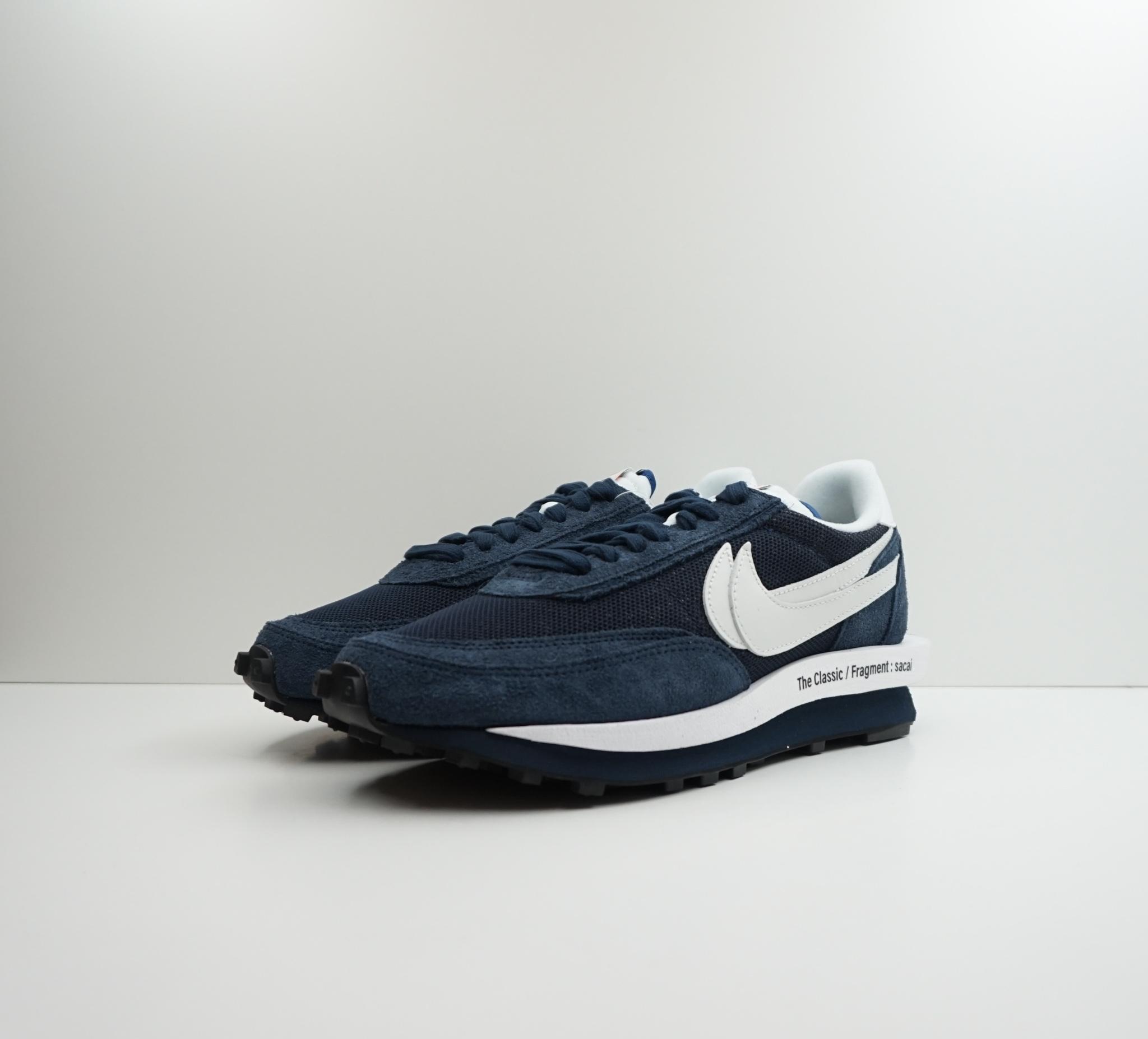 Nike x Sacai x Fragment LDWaffle Blue void