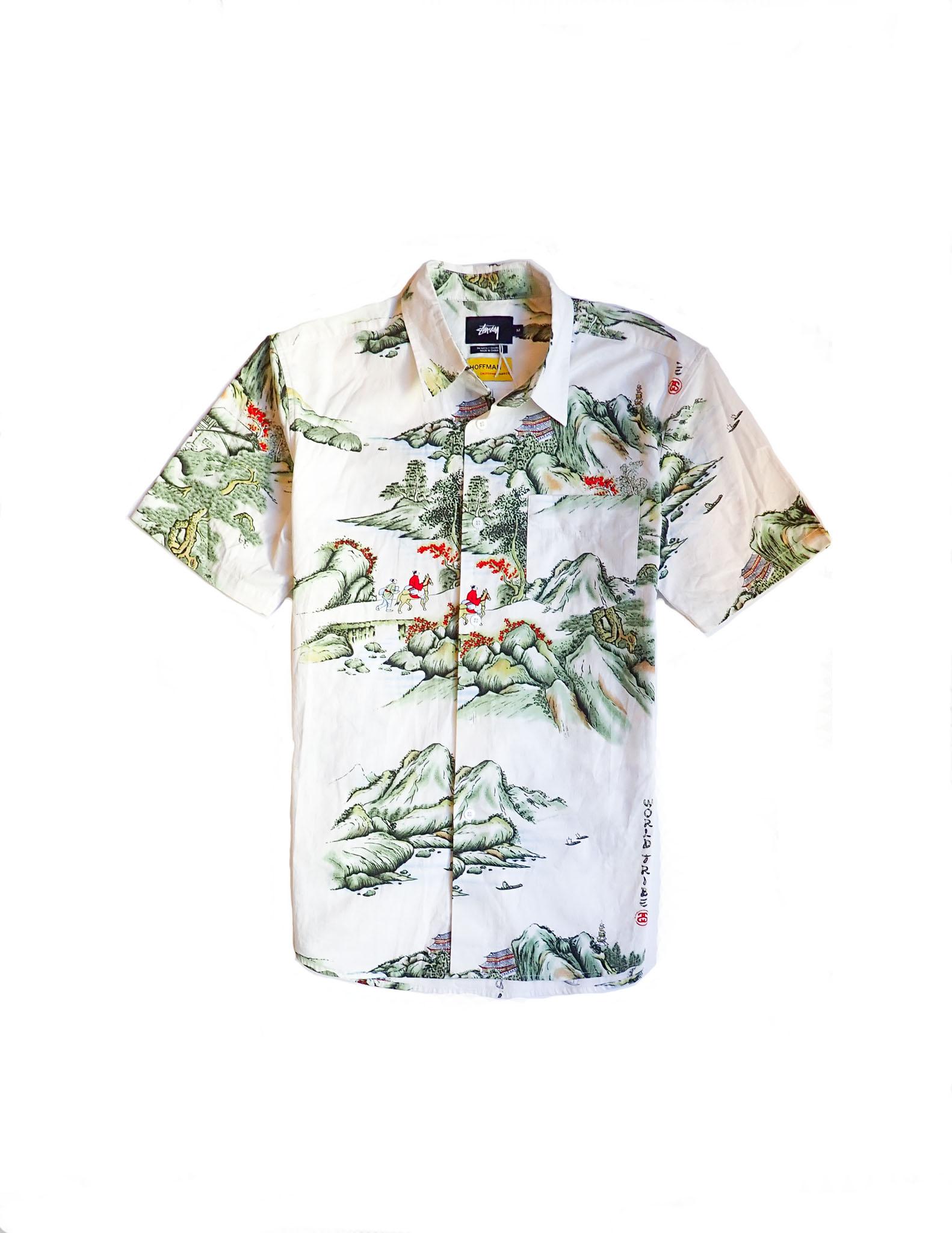 Stussy × Hoffman China World Tribe Shirt
