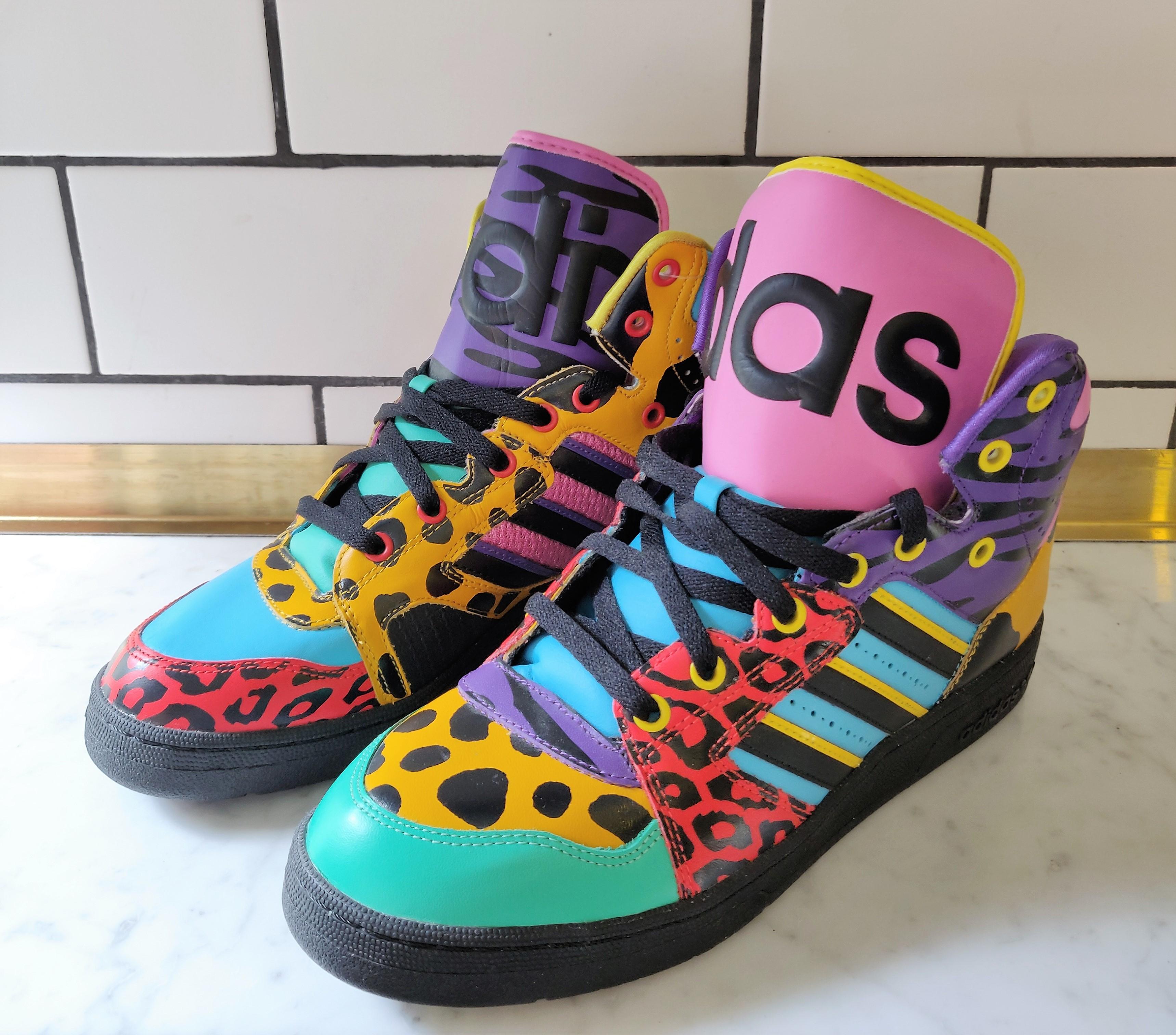 Adidas Jeremy Scott Instinct Hi