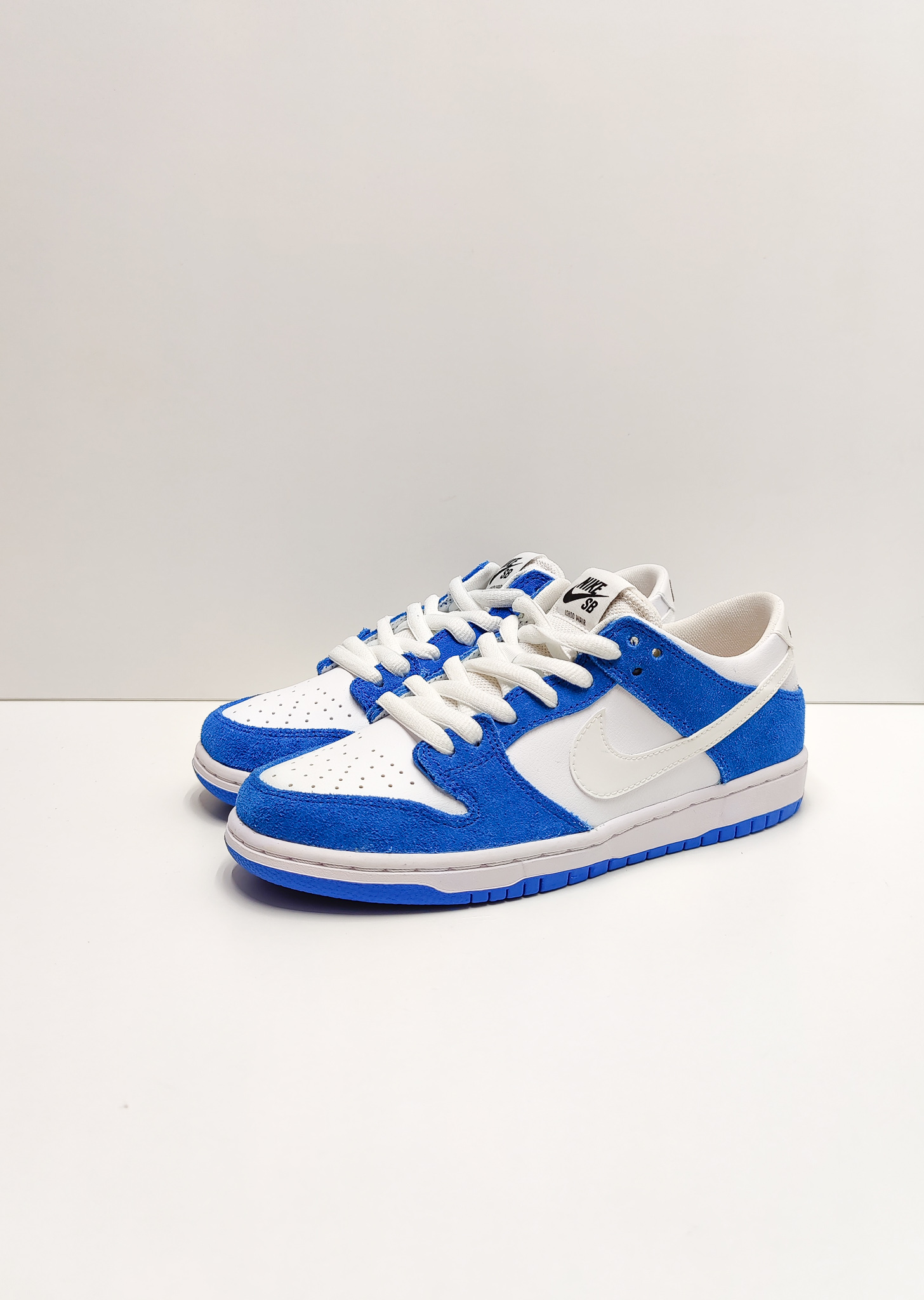Nike SB Dunk Low Ishod Wair Blue Spark