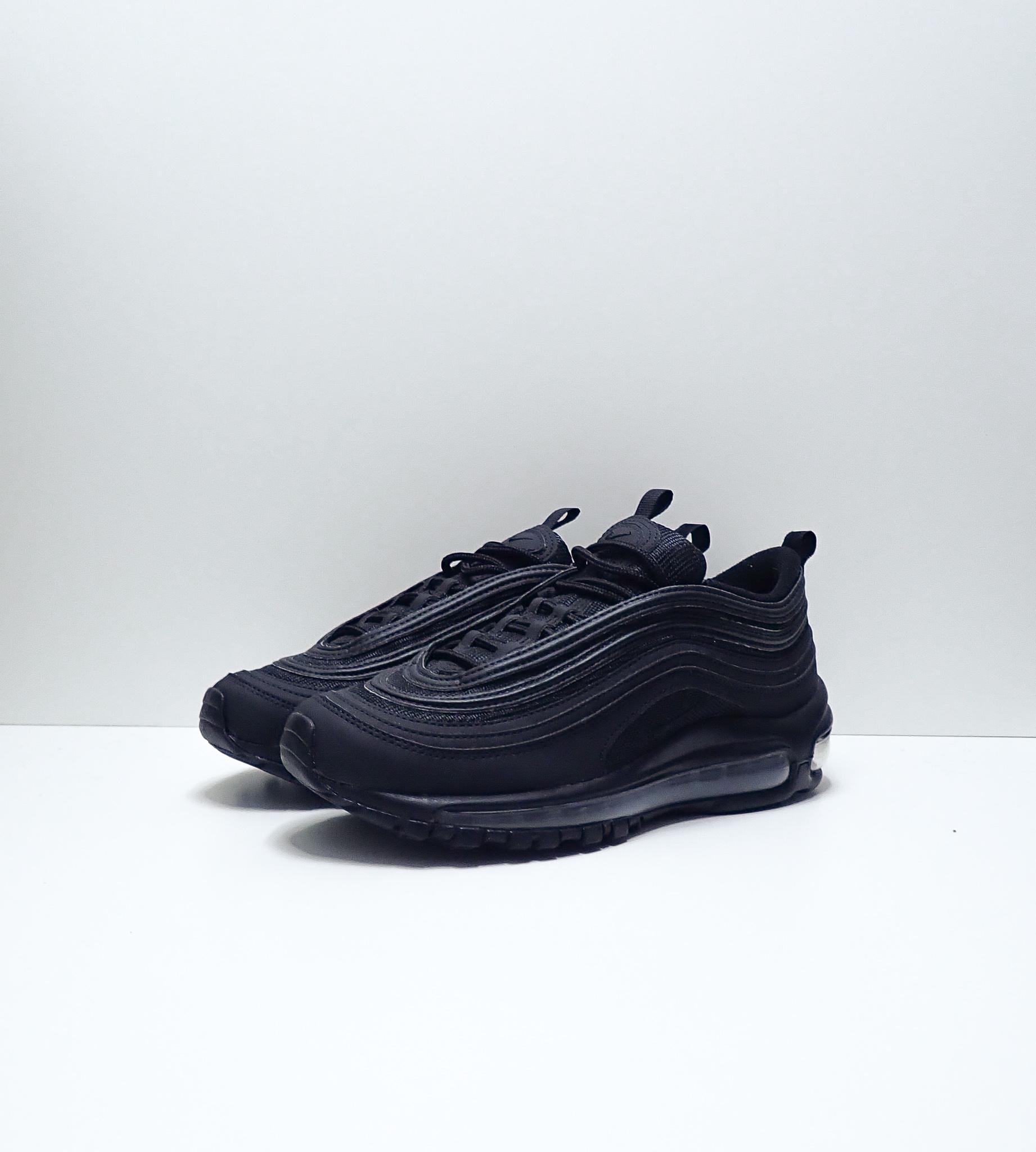 Nike Air Max 97 (GS) Triple Black