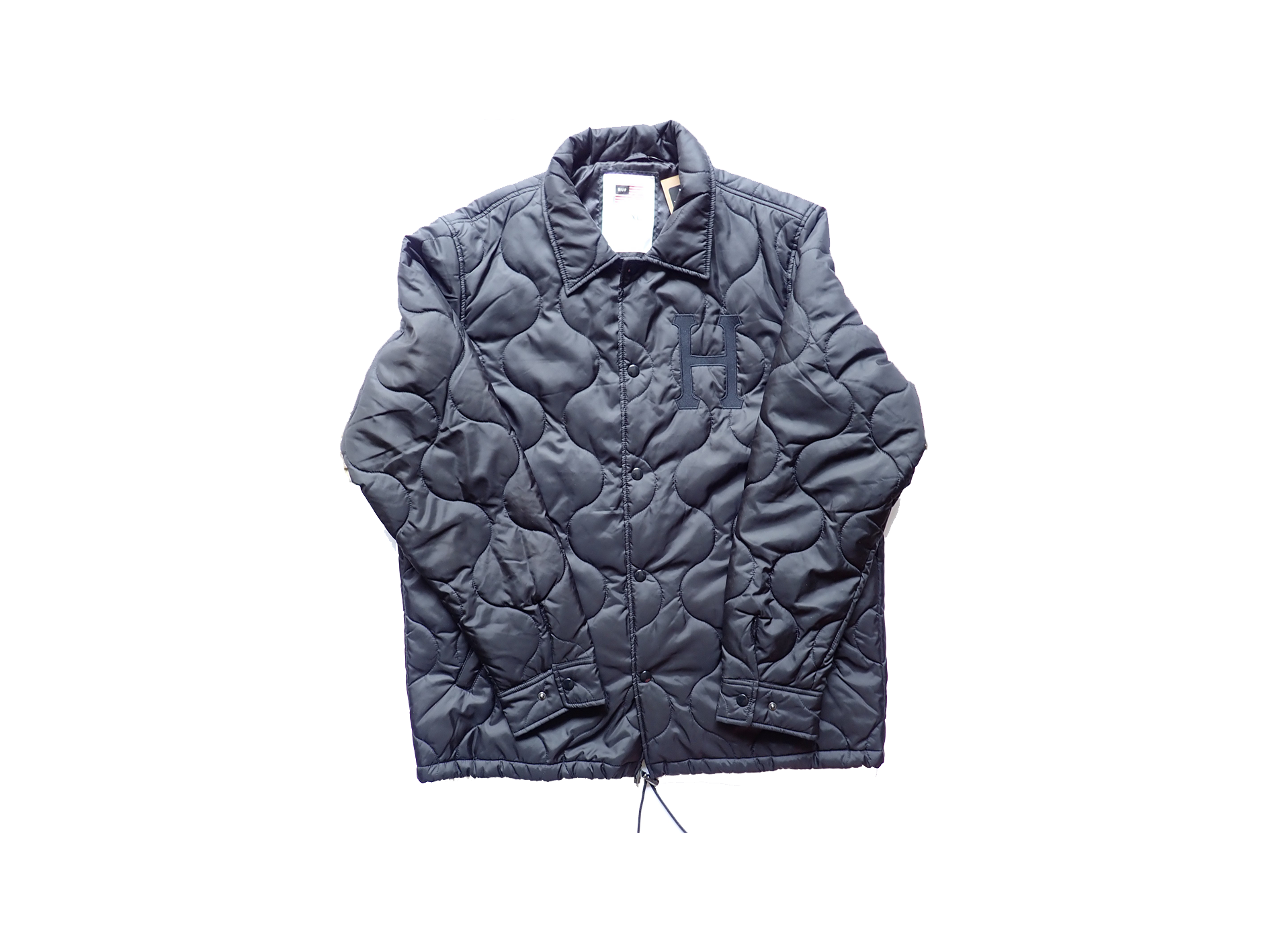 Huf Quilted Coach Jacket