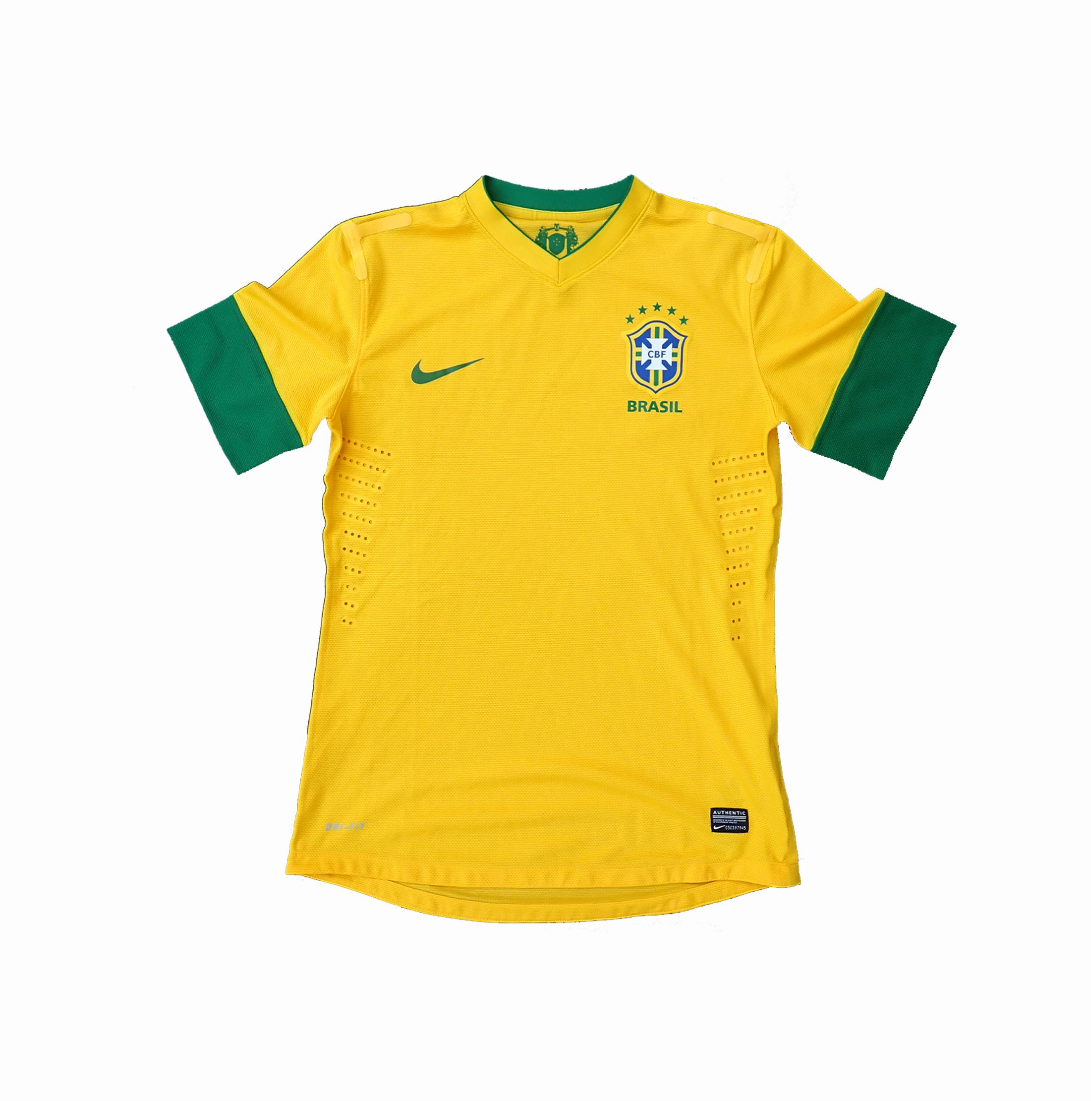 Brazil Football Team Jersey